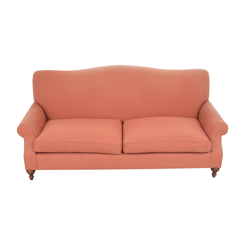 shop Camelback Roll Arm Sofa