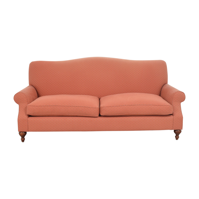 Camelback Roll Arm Sofa / Sofas