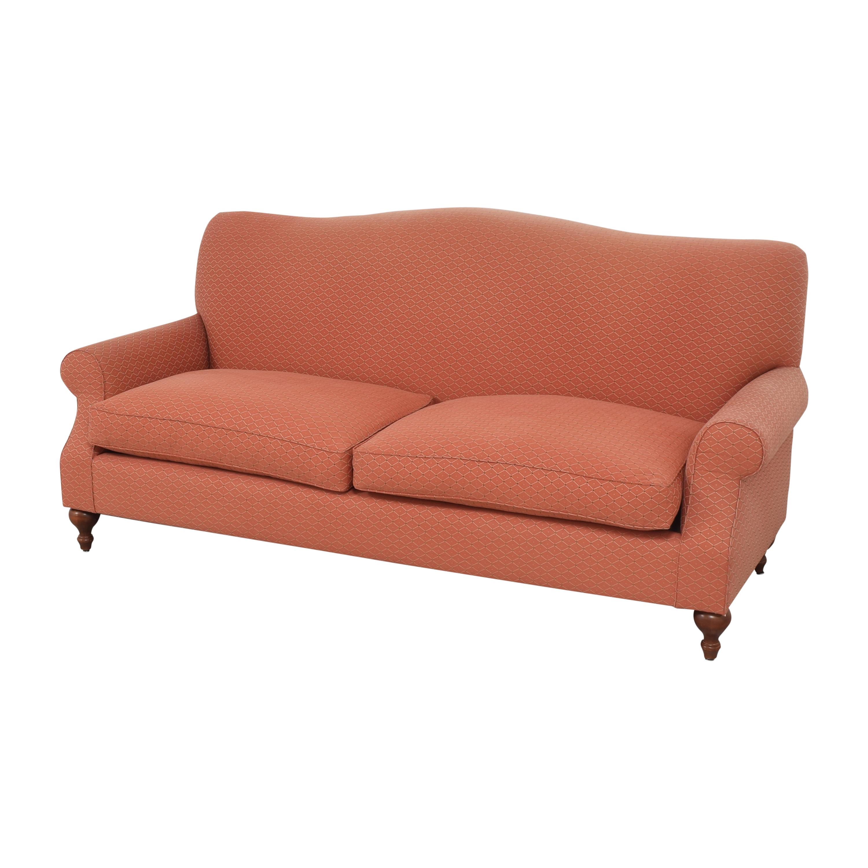 buy Camelback Roll Arm Sofa  Classic Sofas