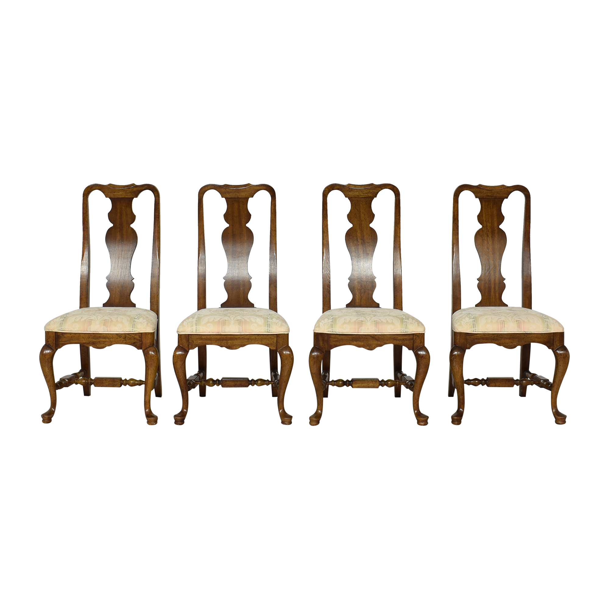 Thomasville Thomasville Dining Side Chairs second hand