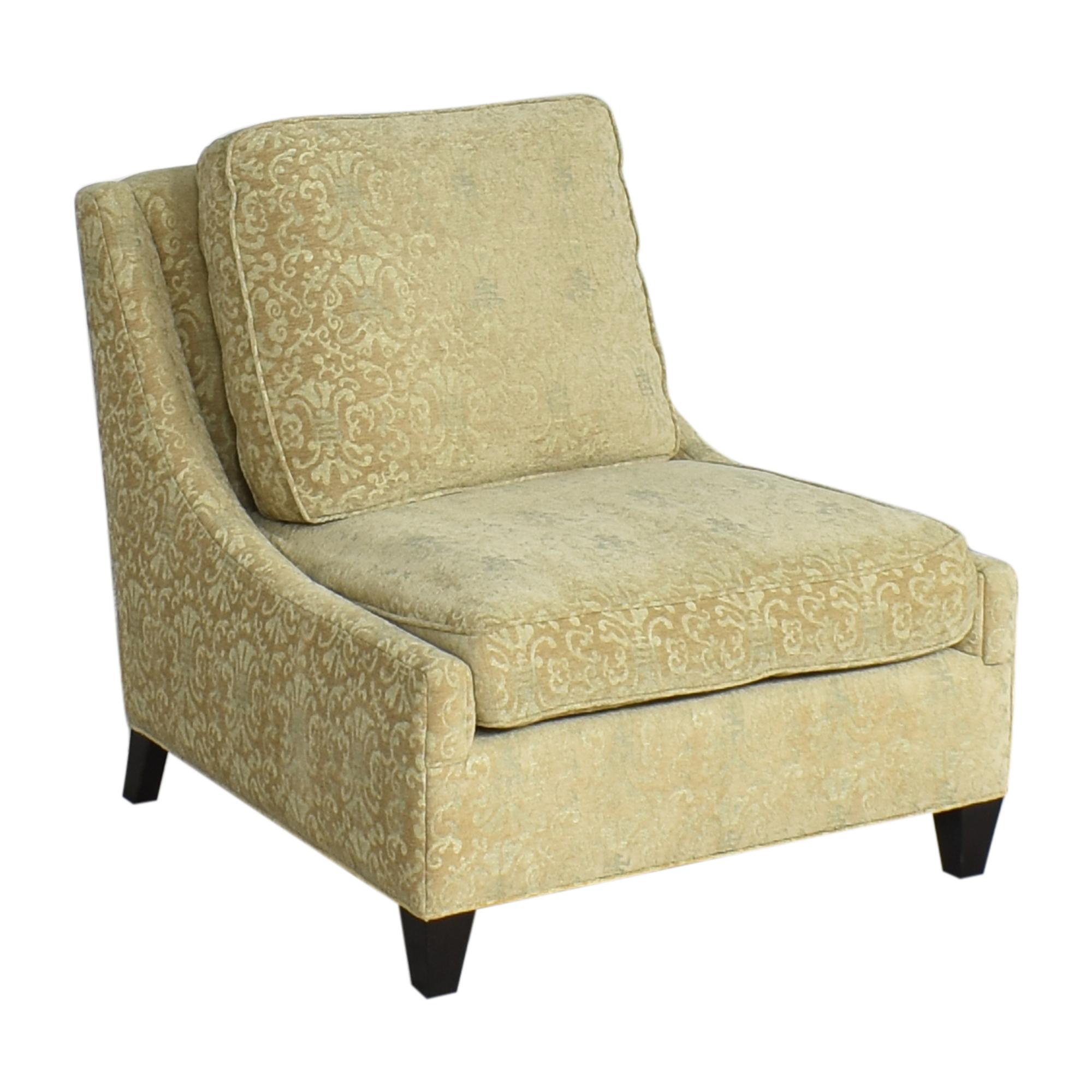 Stewart Furniture Stewart Furniture Slipper Chair on sale