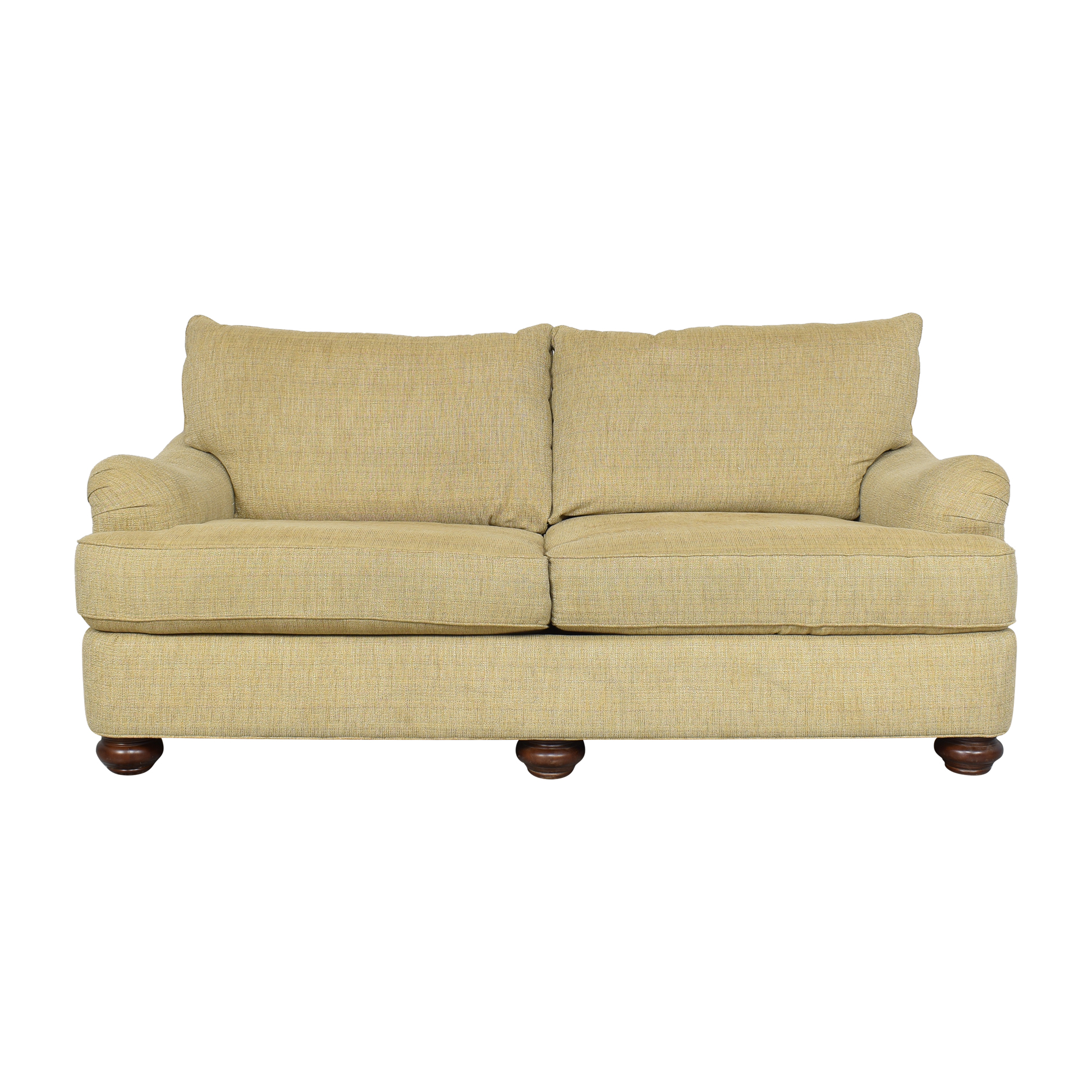 Thomasville Thomasville English Roll Arm Sofa ct