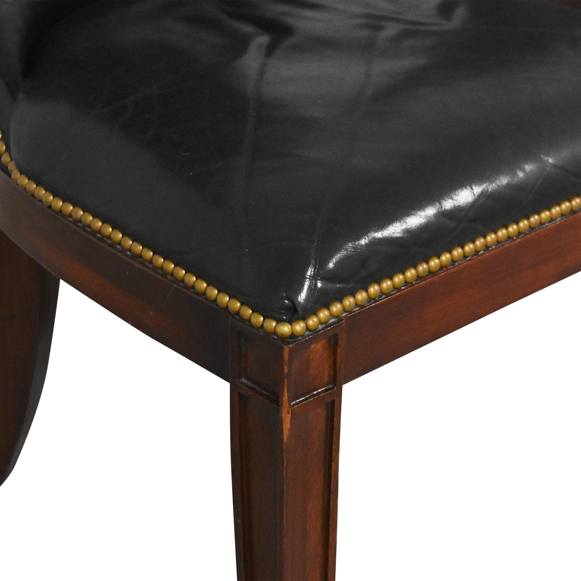 buy Ralph Lauren Nailhead Trim Dining Chairs Ralph Lauren Home Dining Chairs