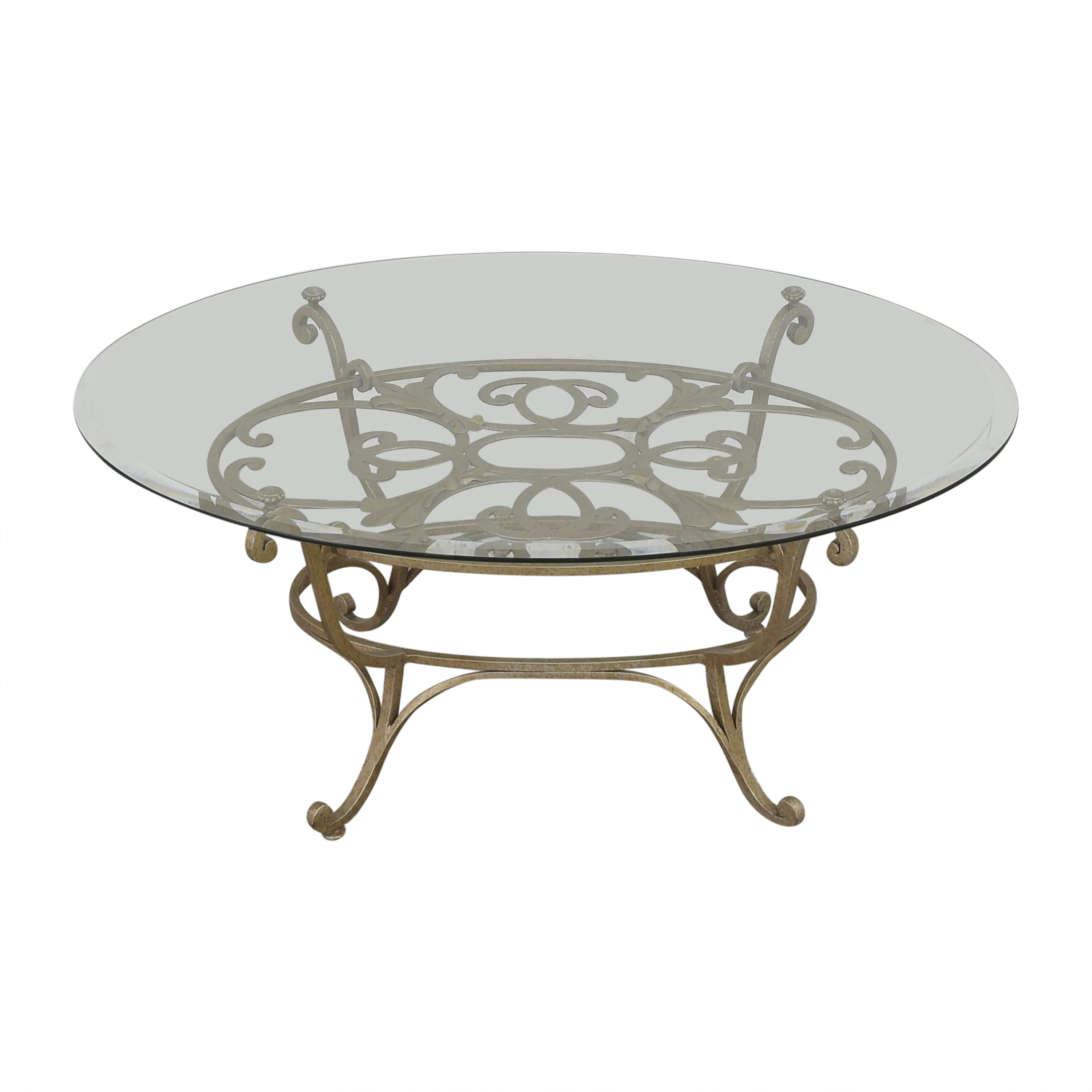 Domain Home Oval Cocktail Table / Coffee Tables