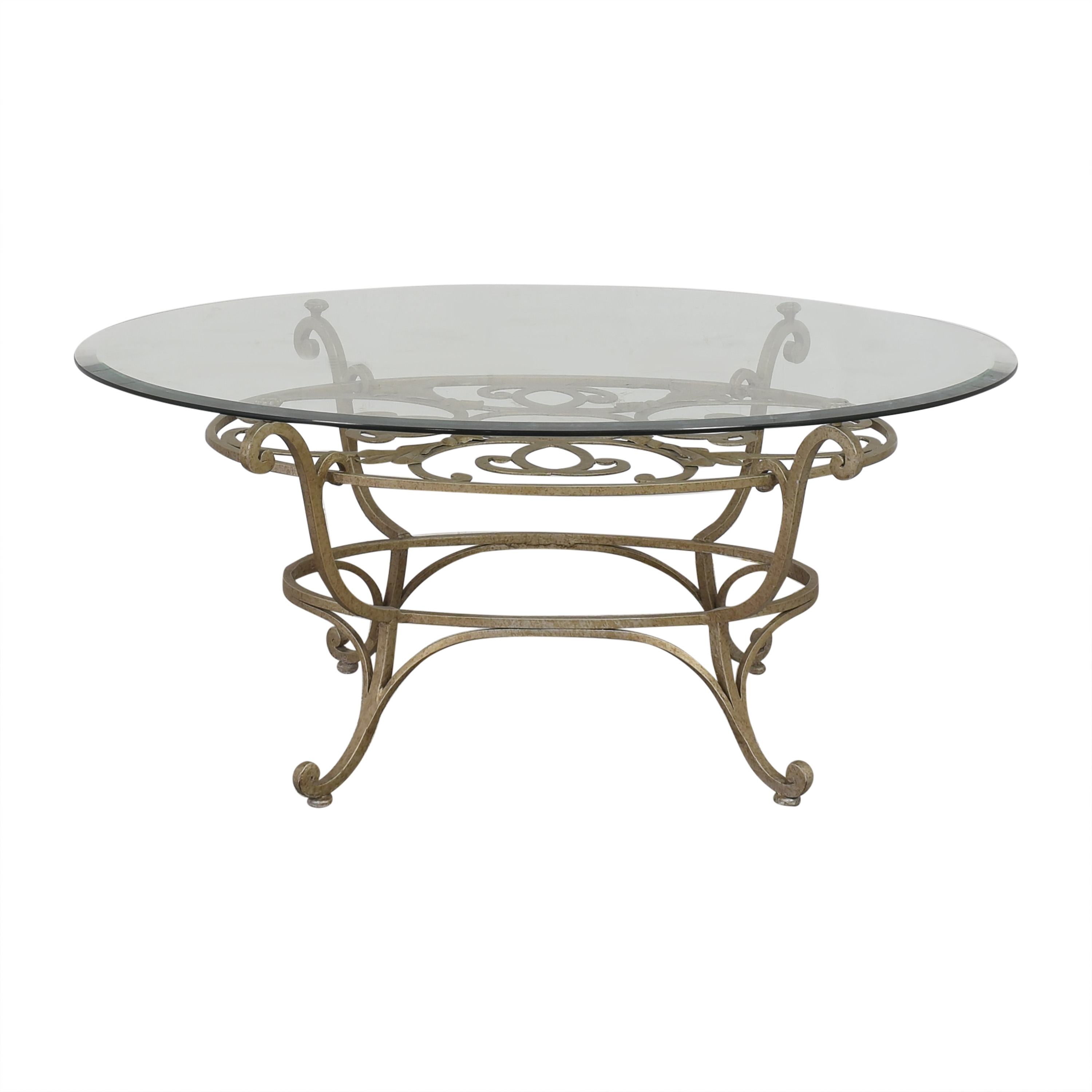 Domain Home Domain Home Oval Cocktail Table ma