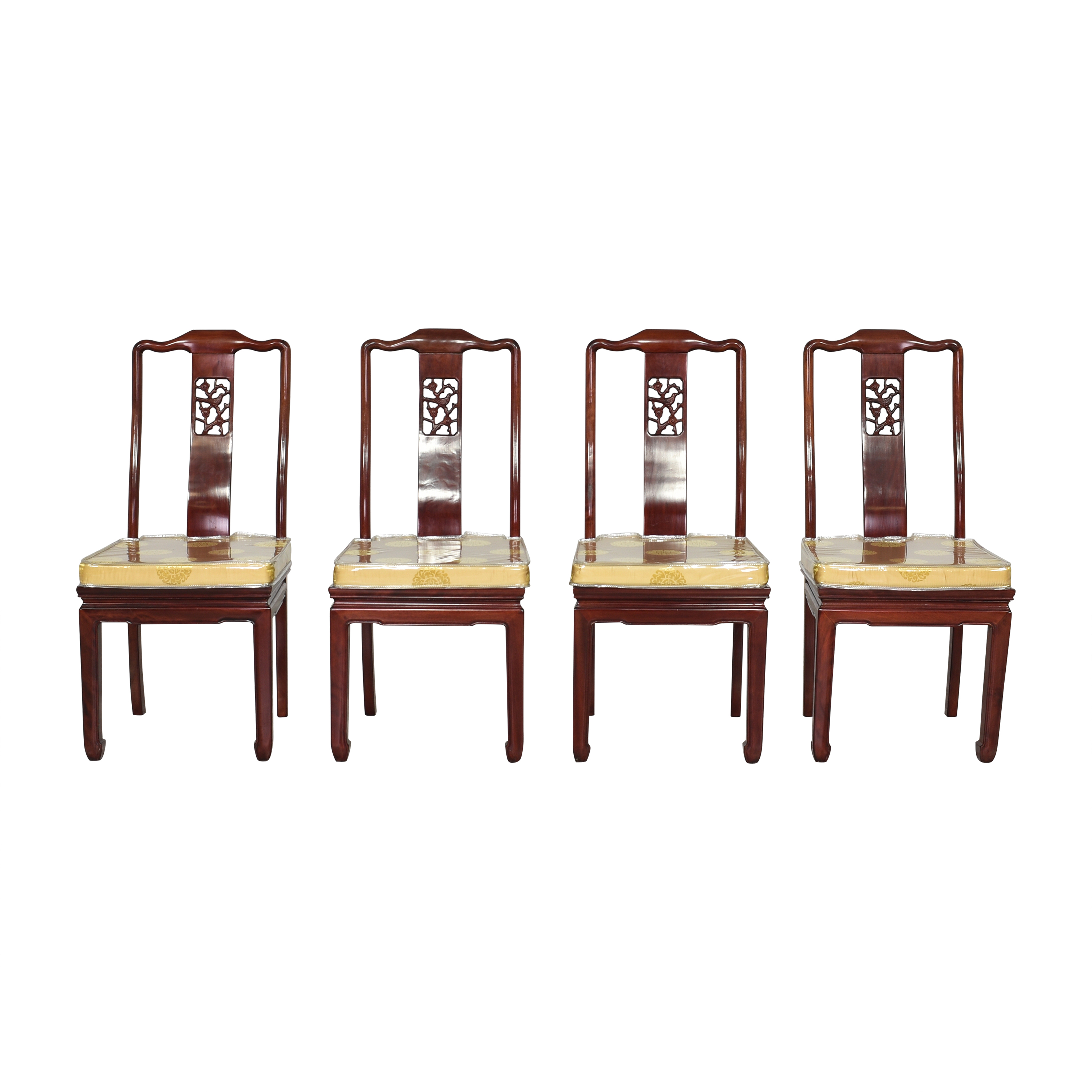 shop Chinoiserie Dining Side Chairs