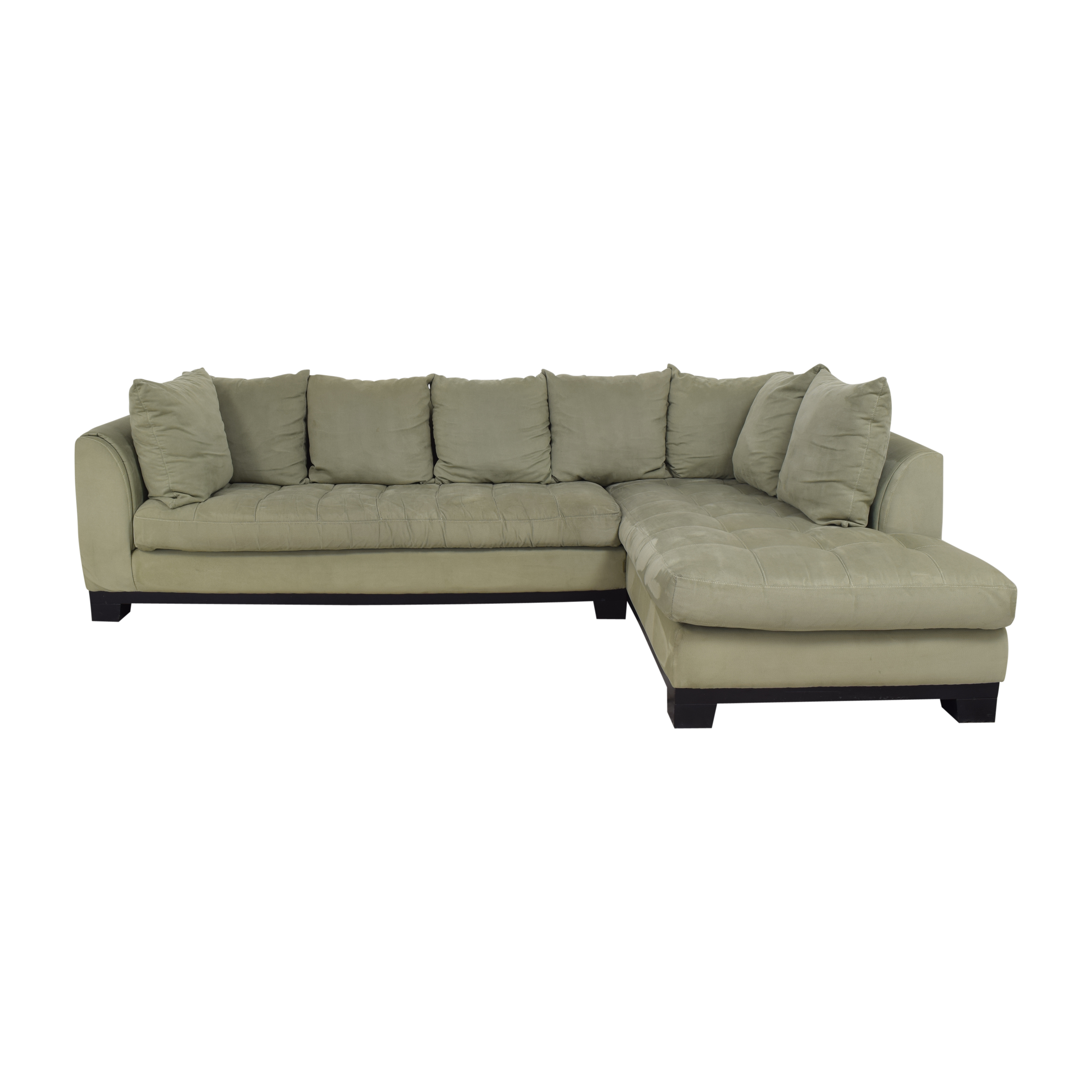 Robinson & Robinson Robinson & Robinson Sectional Sofa with Chaise coupon
