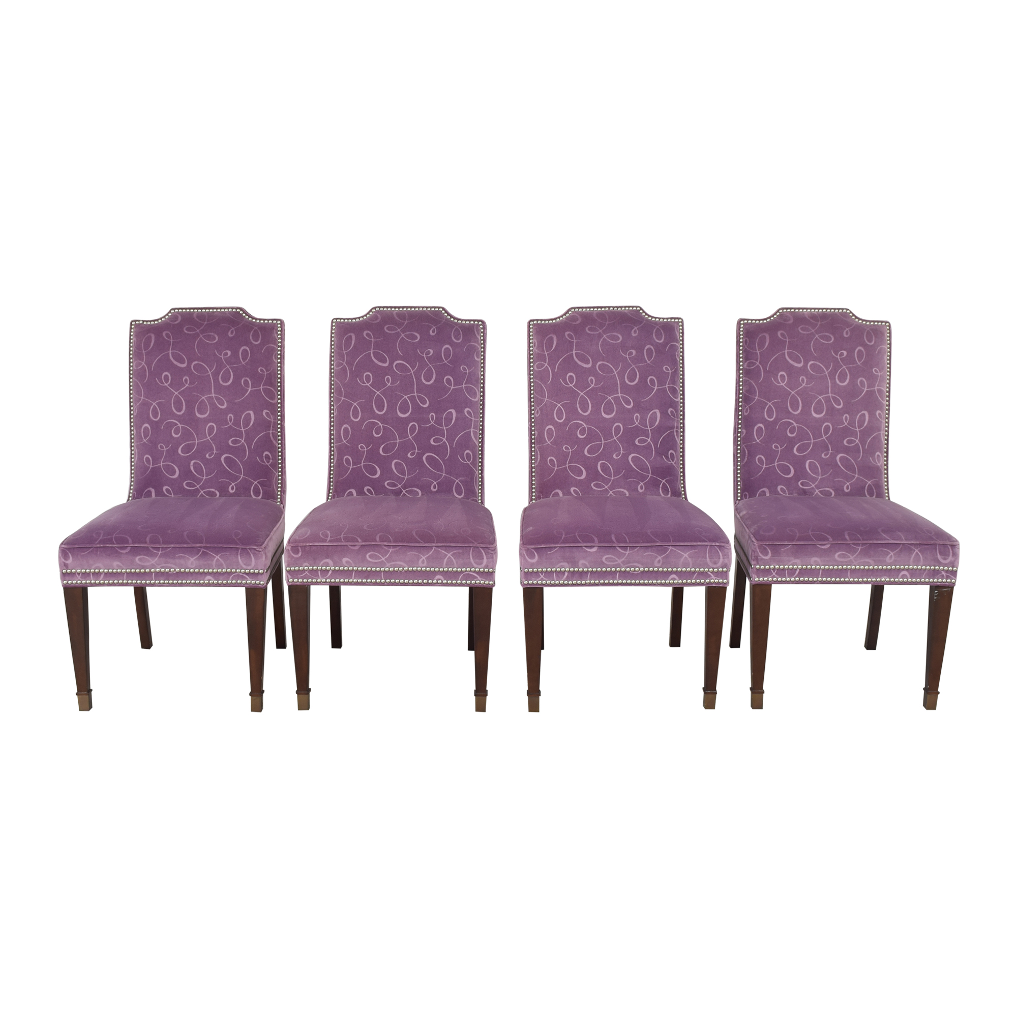 Vanguard Furniture by Michael Weiss Travis Dining Side Chairs / Chairs