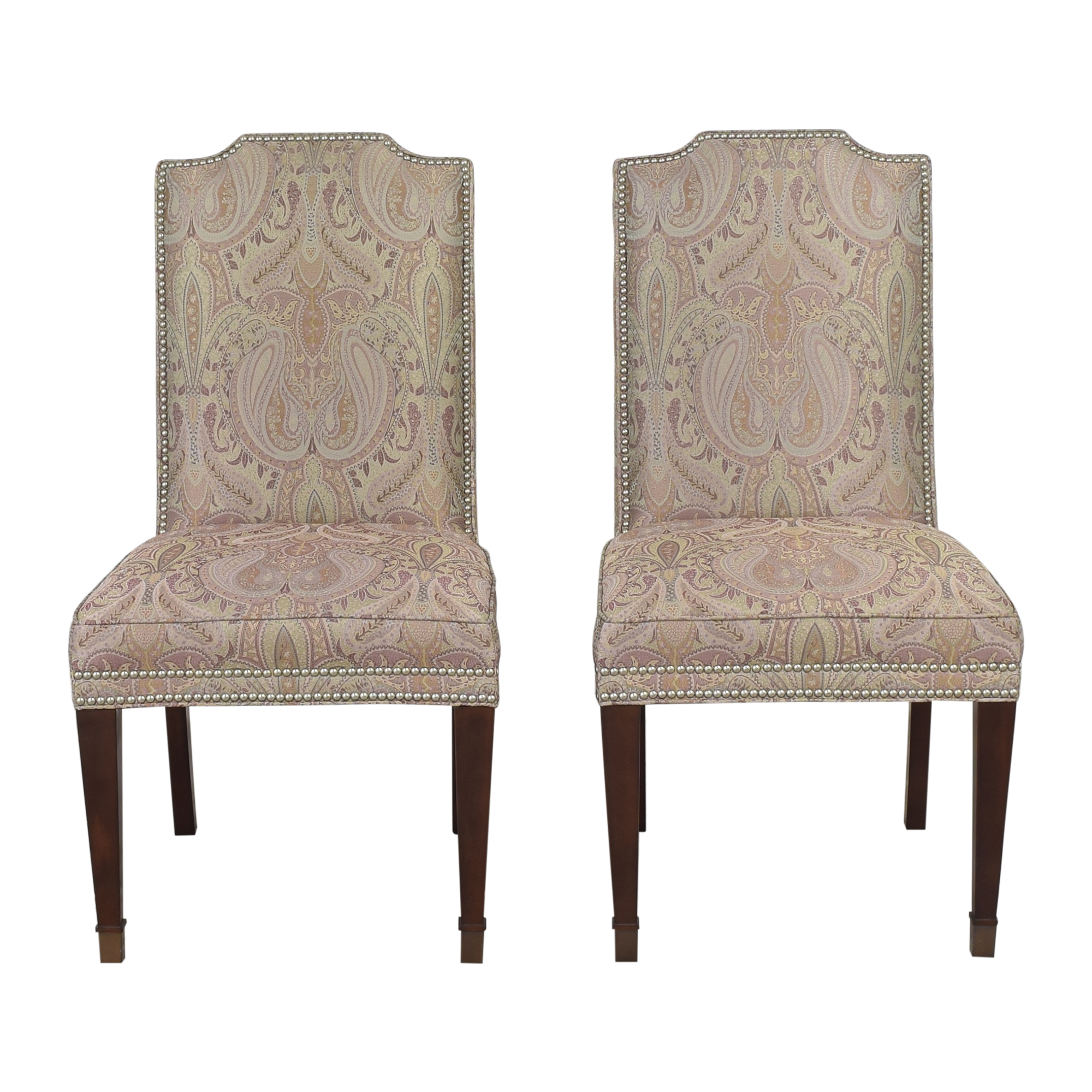 shop Vanguard Furniture Vanguard Furniture by Michael Weiss Travis Dining Side Chairs online