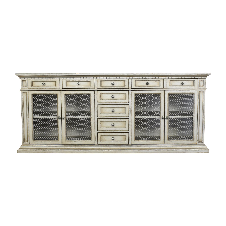 Custom Four Door Sideboard Storage