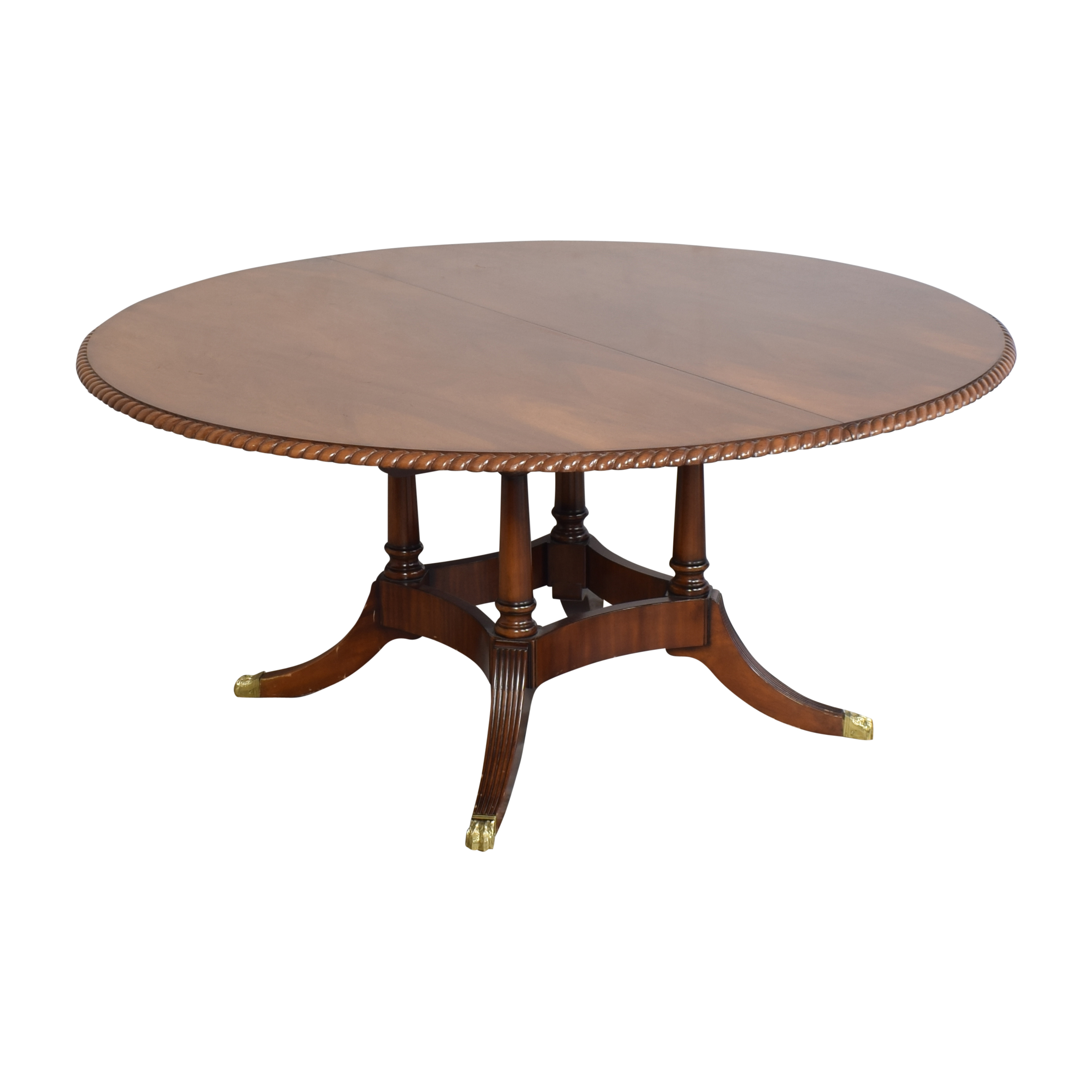 Walter of Wabash Walter of Wabash Extendable Dining Table
