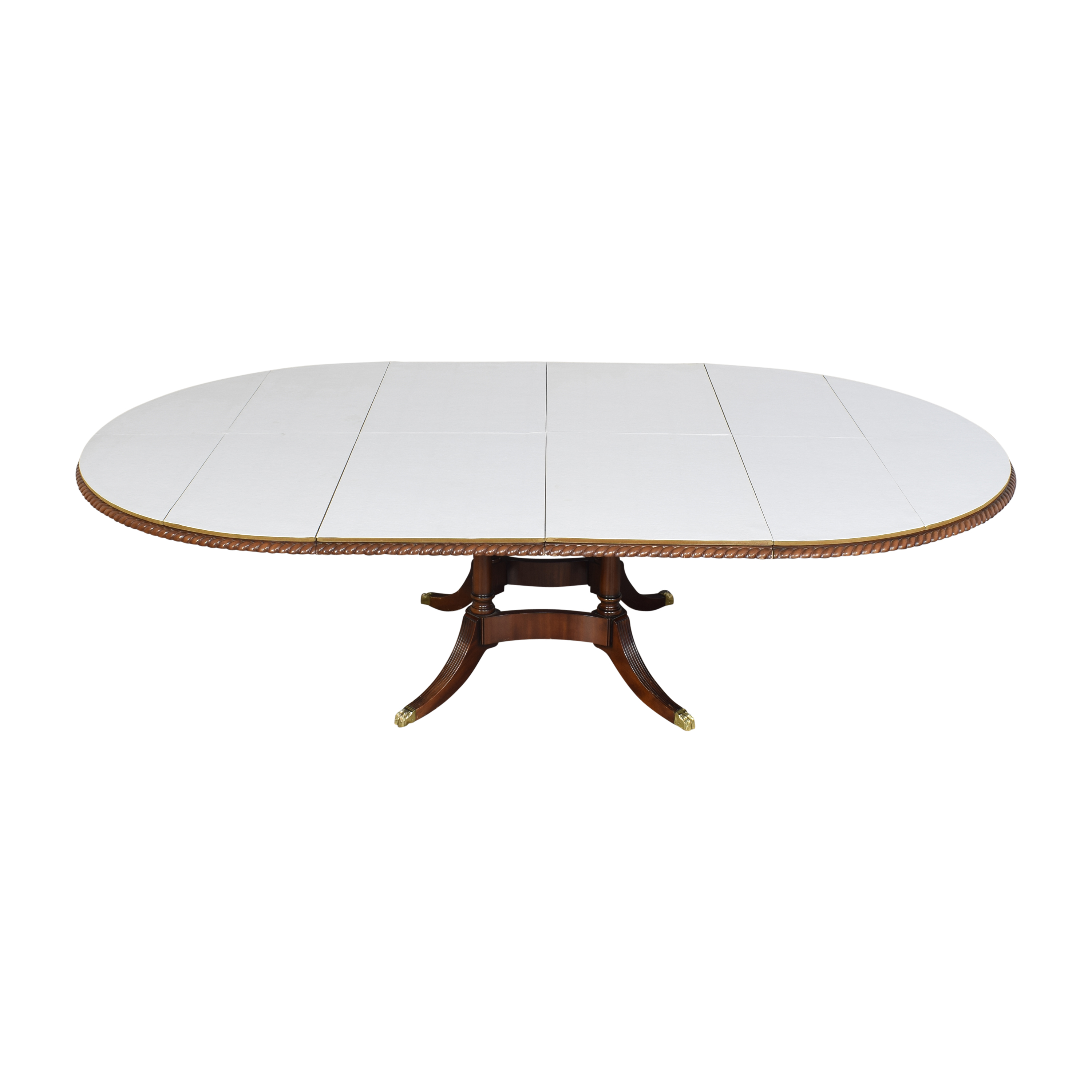 Walter of Wabash Walter of Wabash Extendable Dining Table for sale