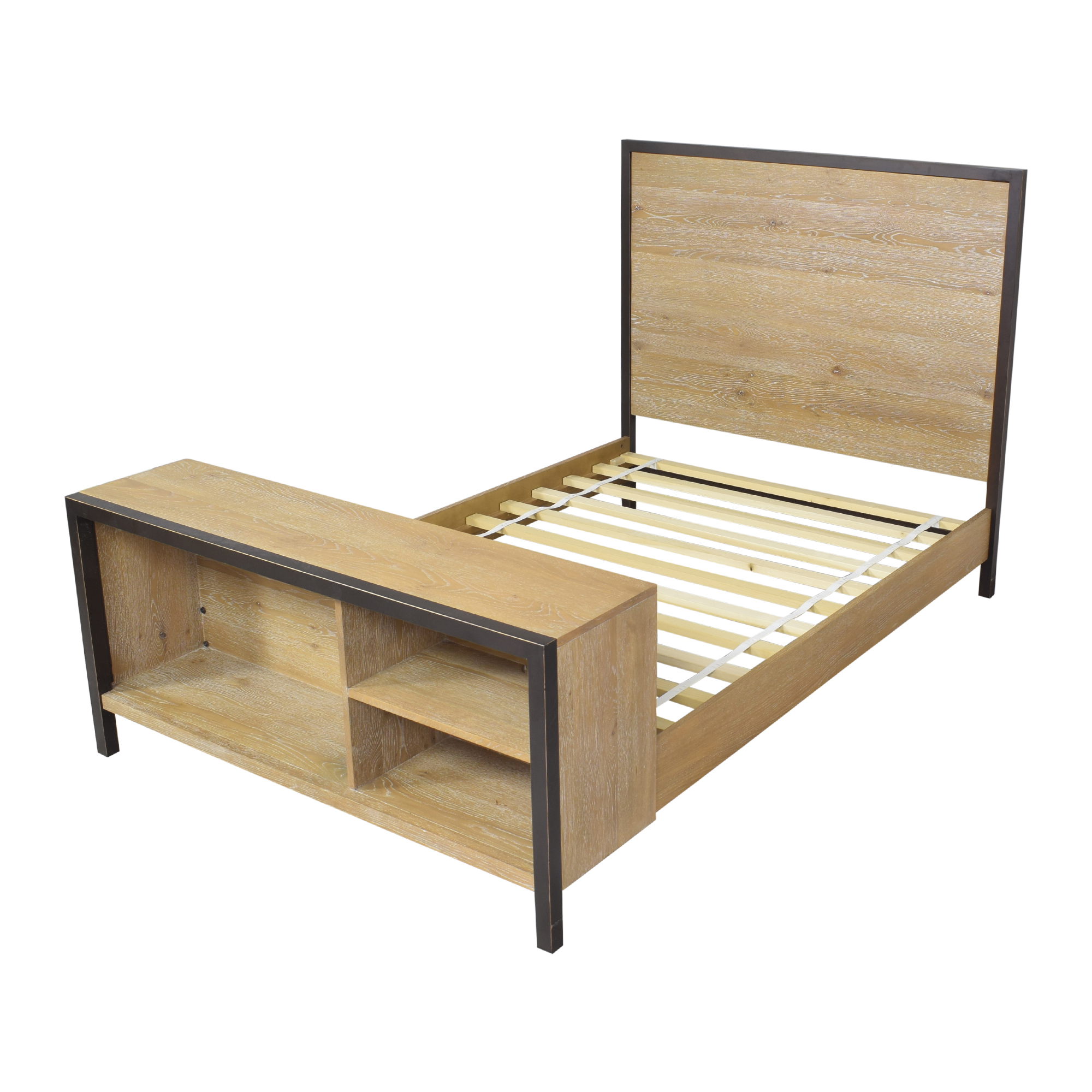 shop West Elm West Elm Full Bed with Bookcase online
