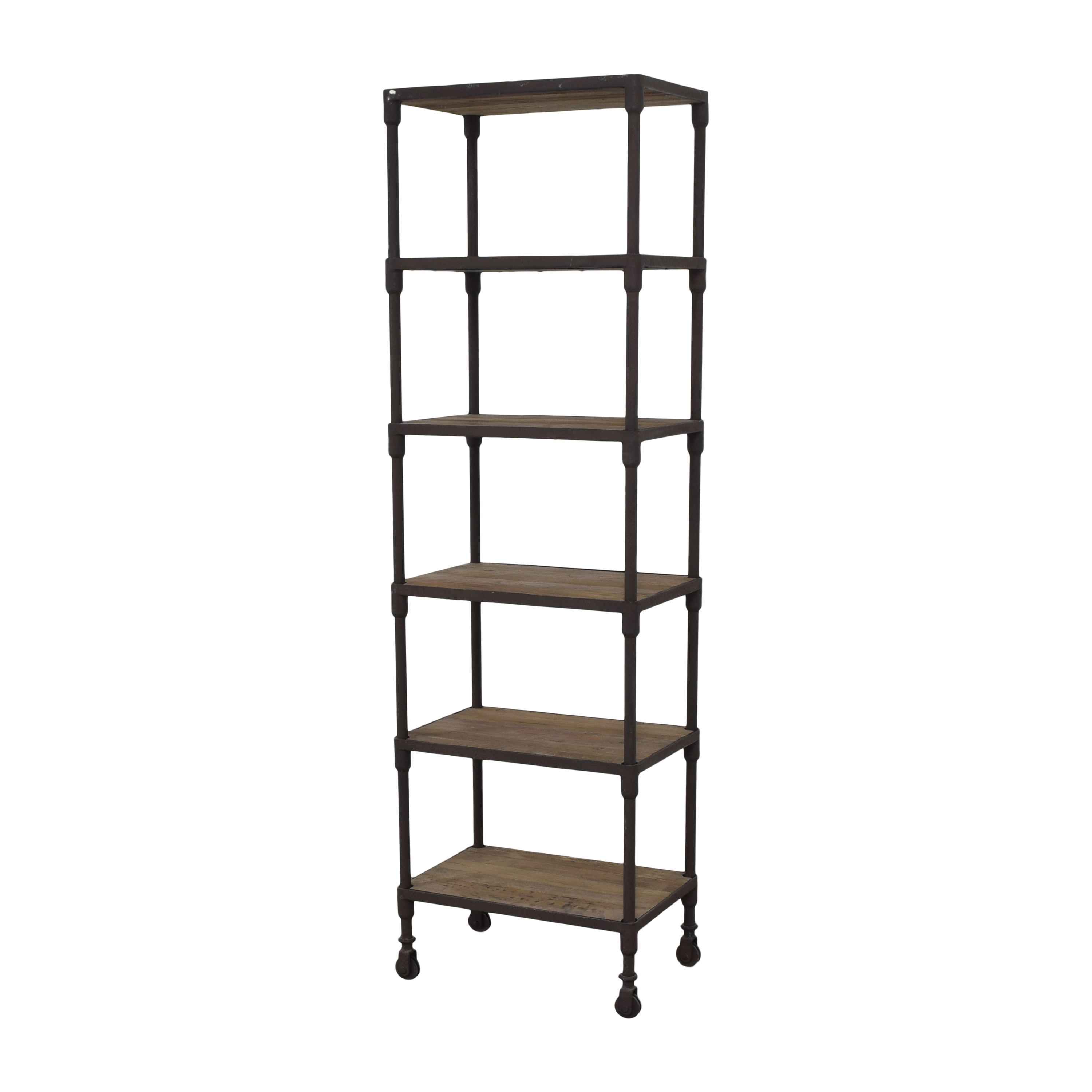 Restoration Hardware Restoration Hardware Dutch Industrial Tower on sale