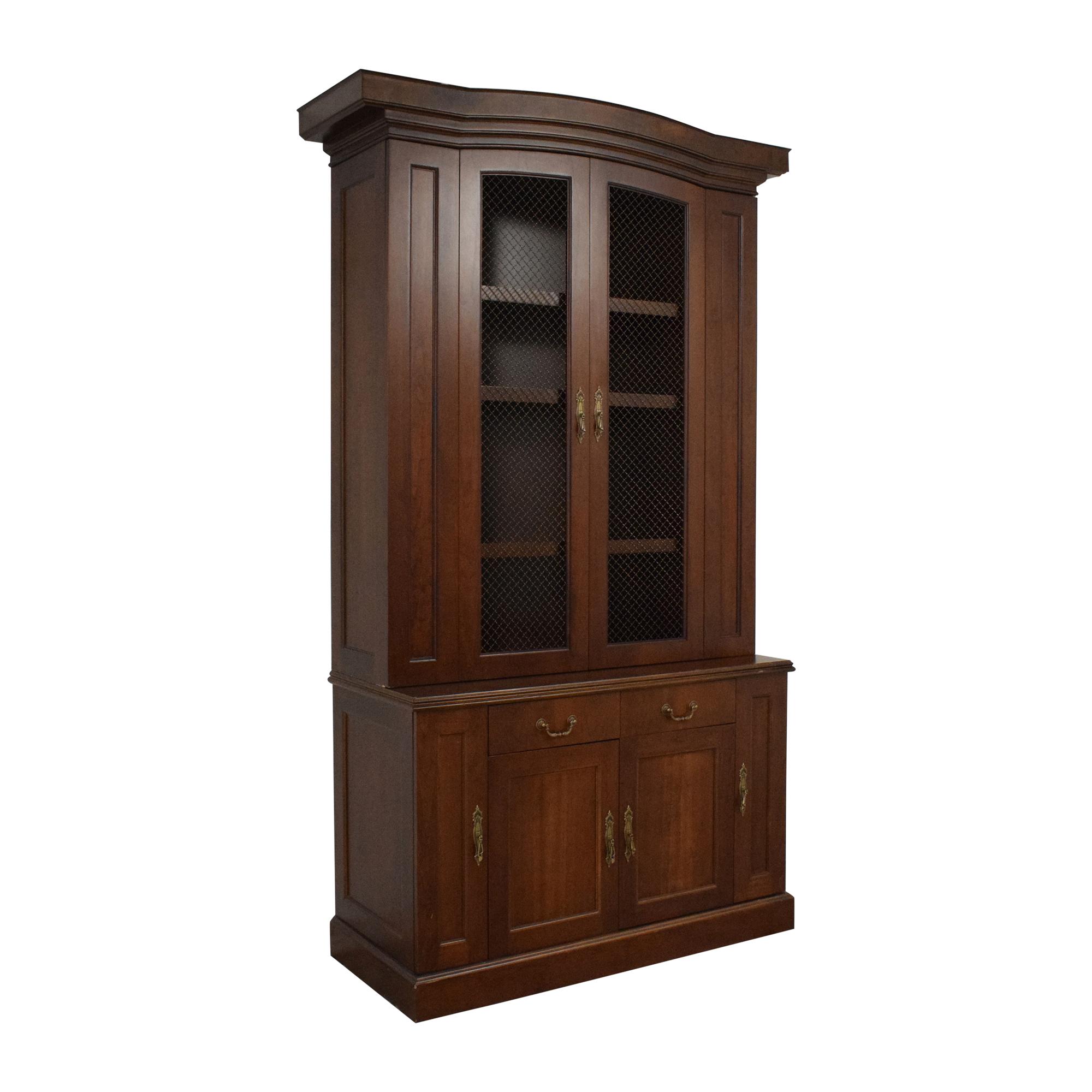 Louis J. Solomon Louis J. Solomon Breakfront Cabinet on sale