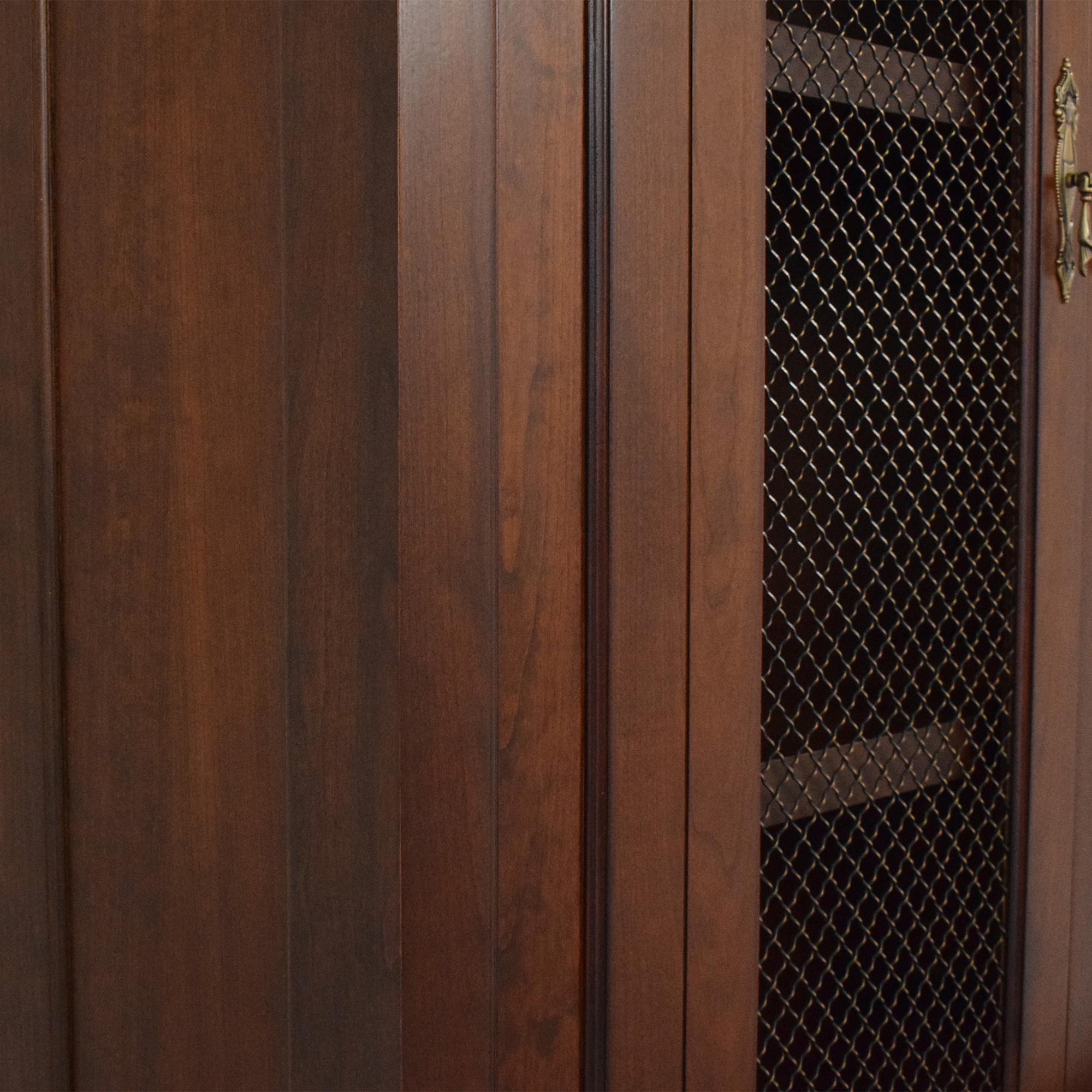 Louis J. Solomon Breakfront Cabinet / Storage
