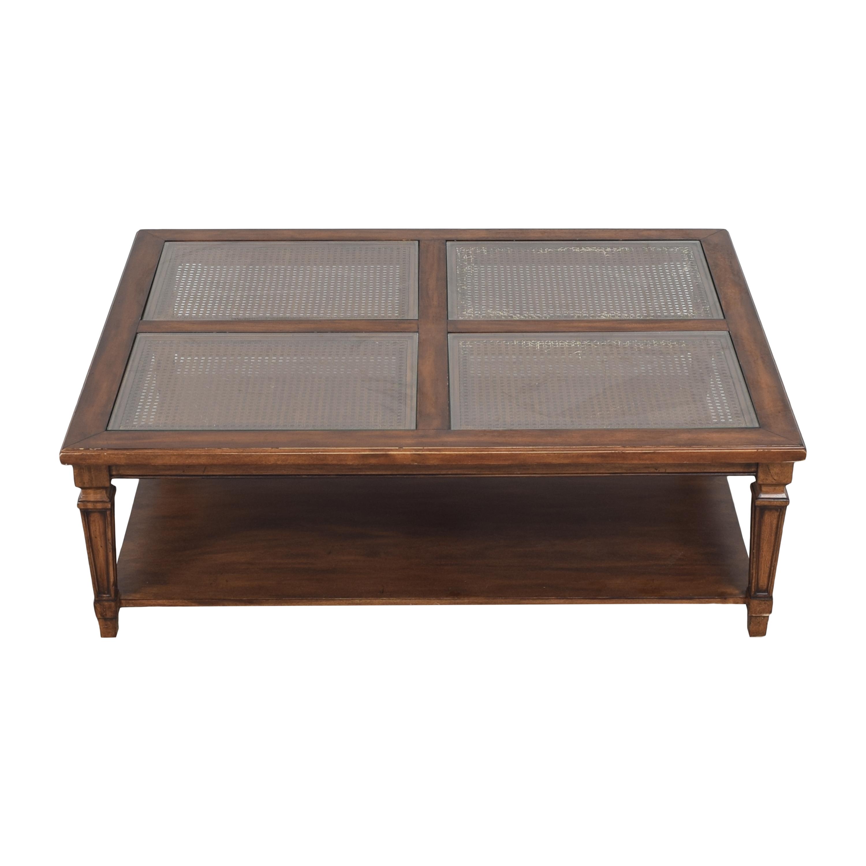 Ethan Allen Ethan Allen Quattro Coffee Table for sale