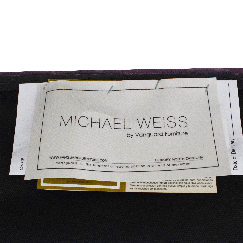 buy Vanguard Furniture by Michael Weiss Travis Dining Side Chairs Vanguard Furniture Chairs
