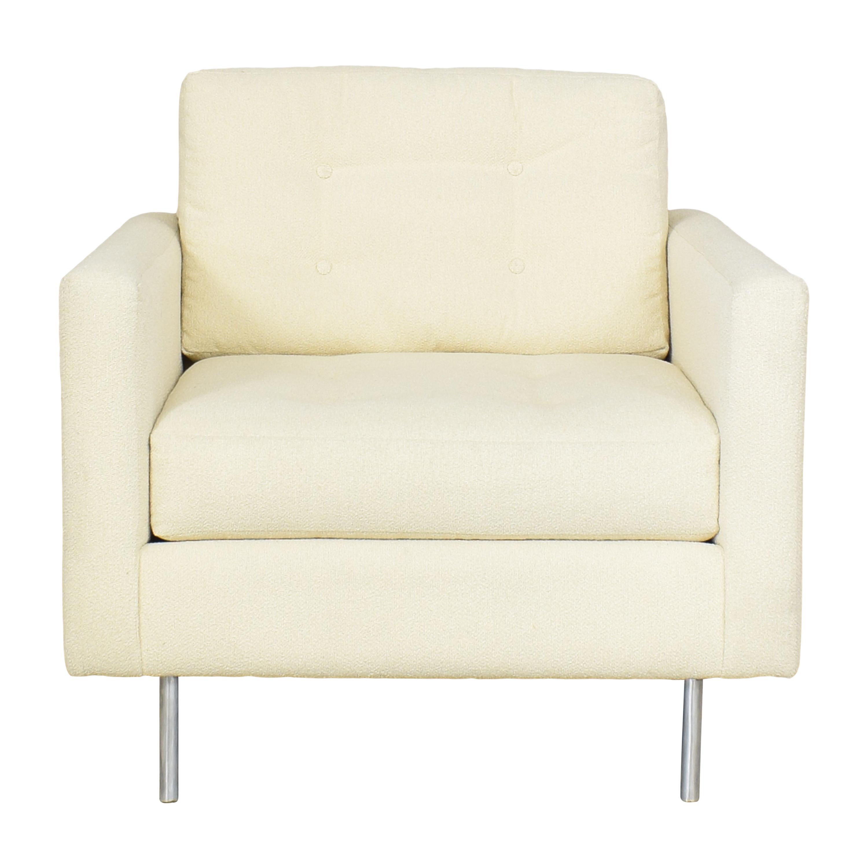 Jensen-Lewis Jensen-Lewis Accent Chair cream