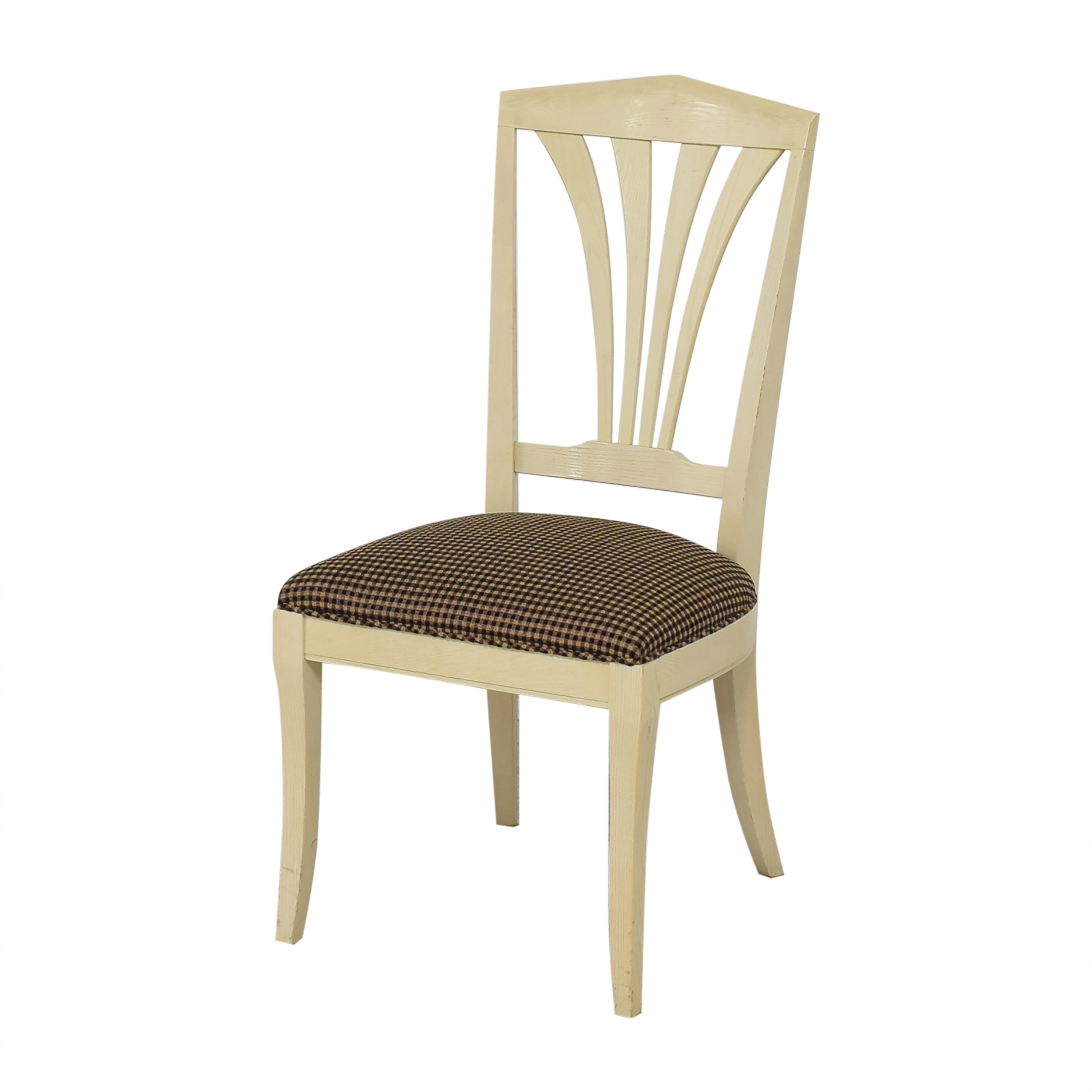 Ethan Allen Ethan Allen Dining Side Chairs dimensions