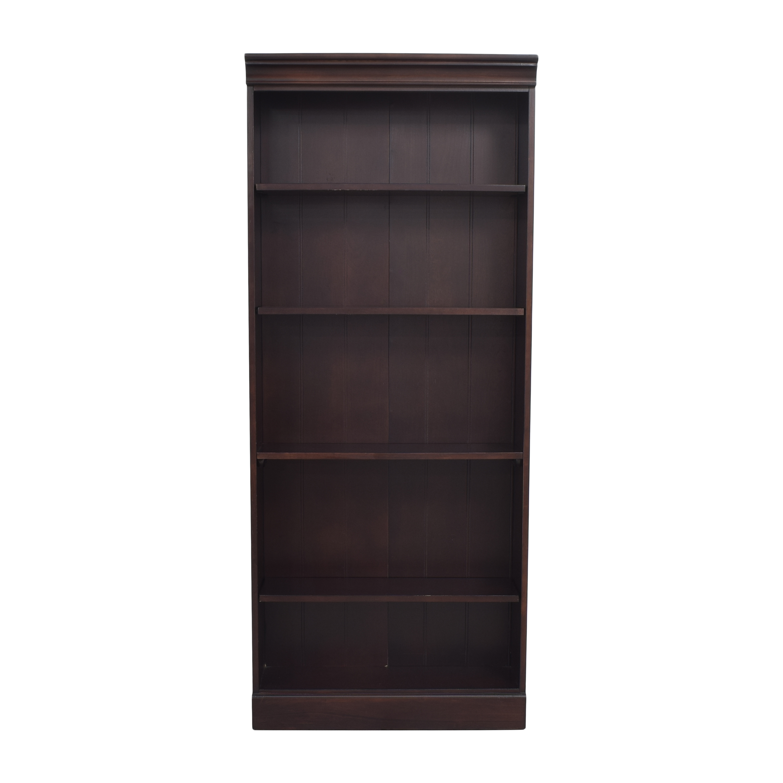 Raymour & Flanigan Raymour & Flanigan Large Bookcase nj