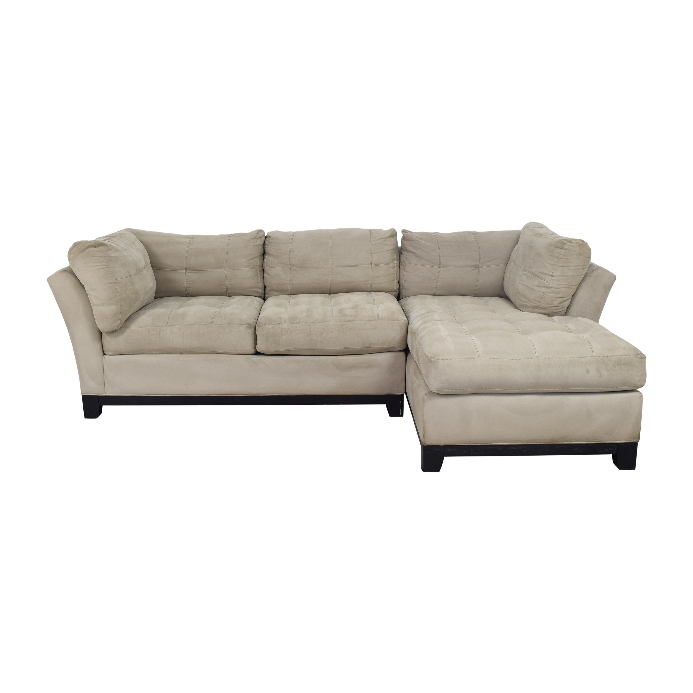 Cindy Crawford Home Cindy Crawford Home Sectional Sofa Sofas