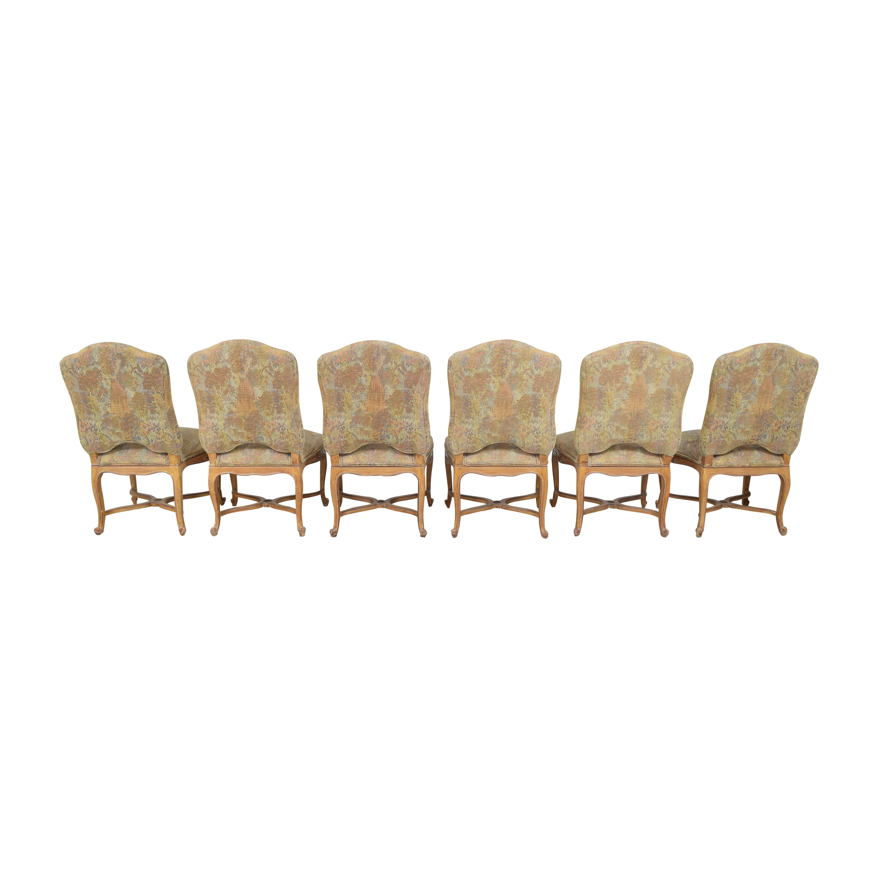 Kreiss Kreiss Upholstered Dining Side Chairs on sale