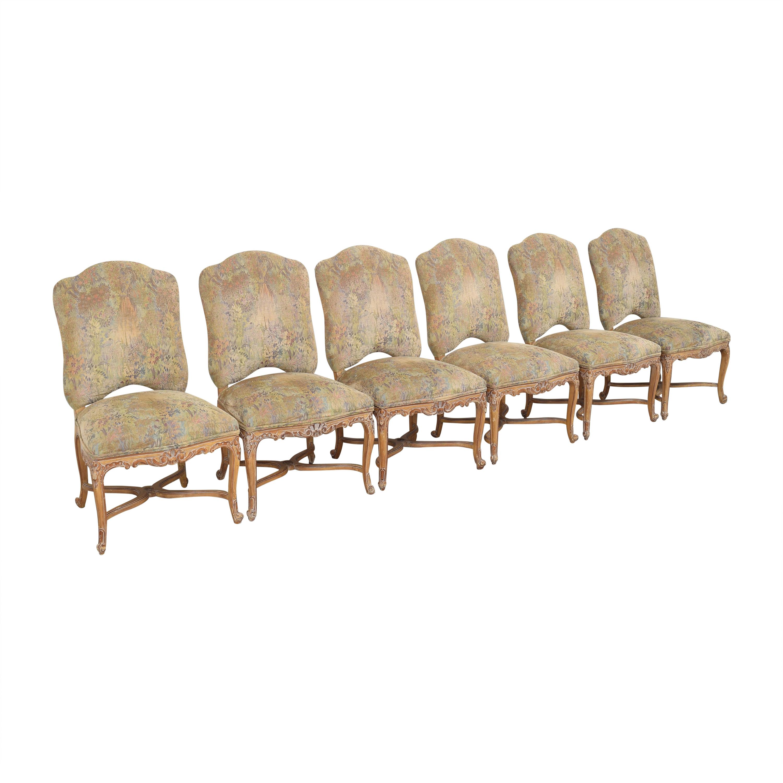 buy Kreiss Upholstered Dining Side Chairs Kreiss