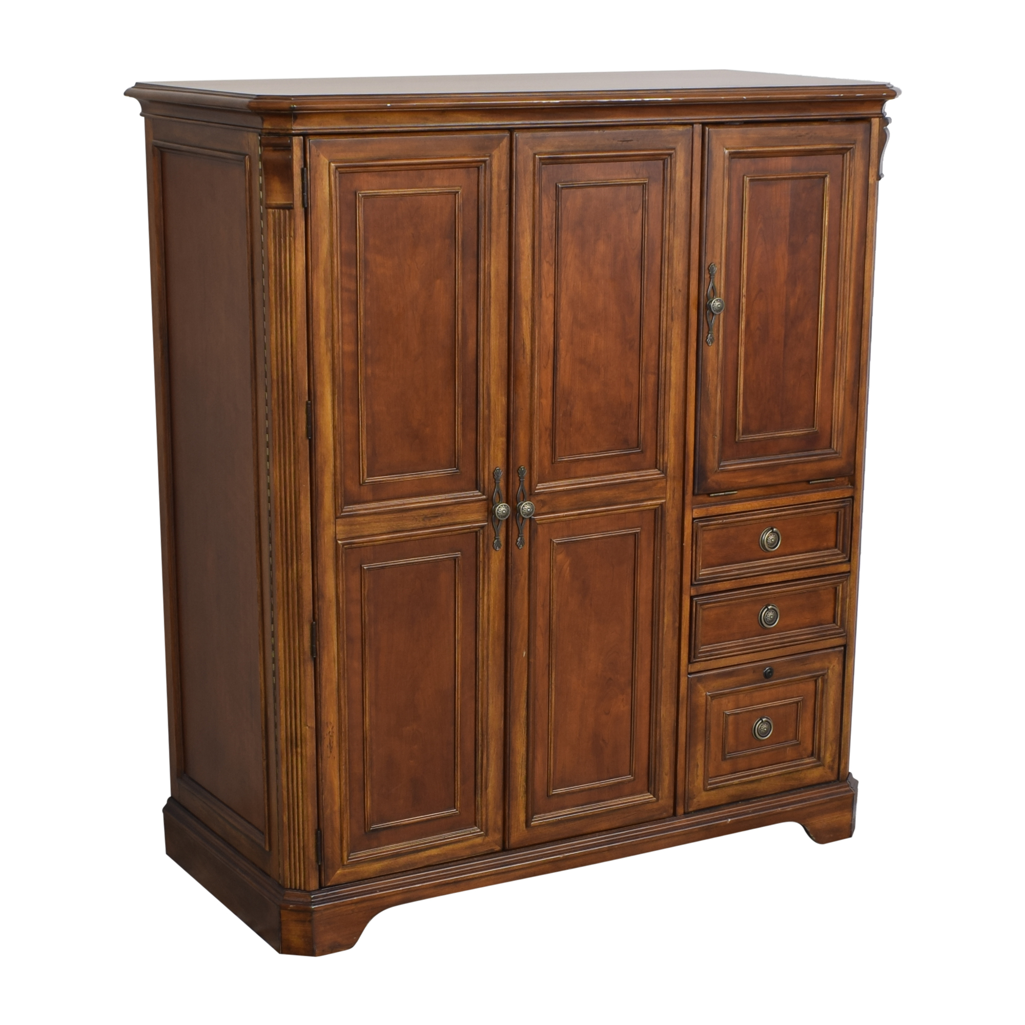 Hooker Furniture Hooker Furniture Office Armoire dimensions