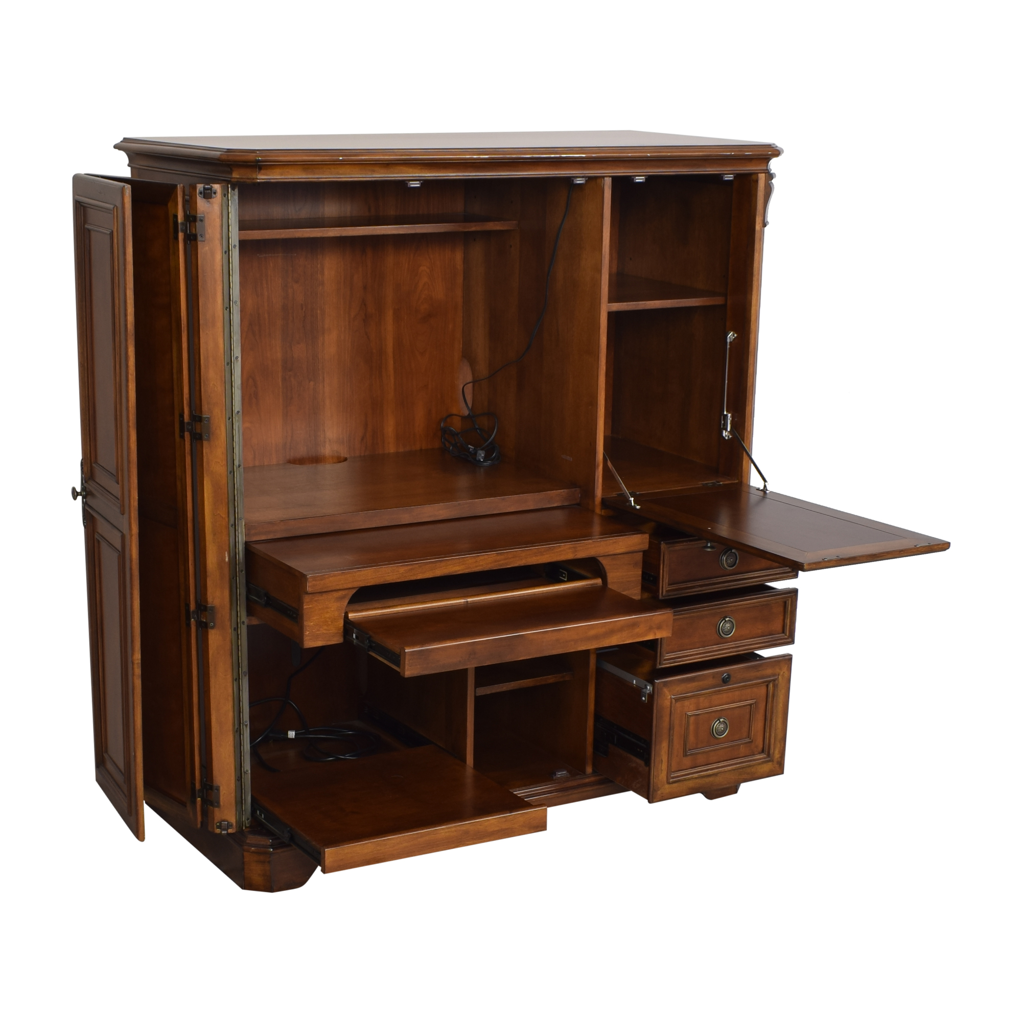Hooker Furniture Office Armoire / Wardrobes & Armoires