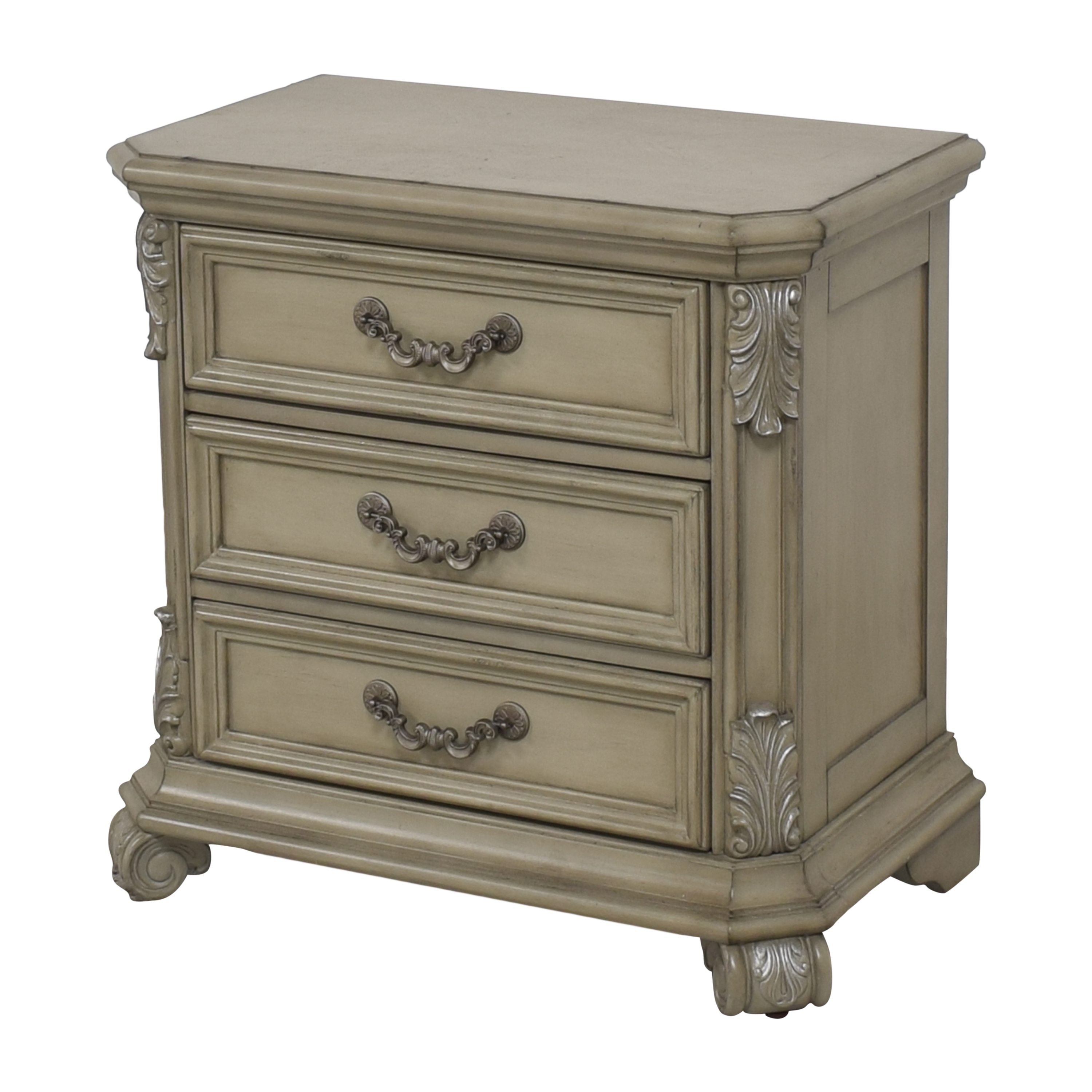 Liberty Furniture Liberty Furniture Messina Estates Nightstand End Tables