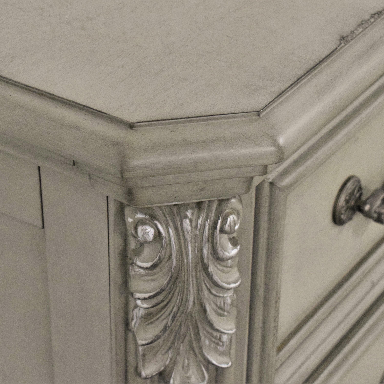 buy Liberty Furniture Messina Estates Seven Drawer Dresser with Mirror Liberty Furniture