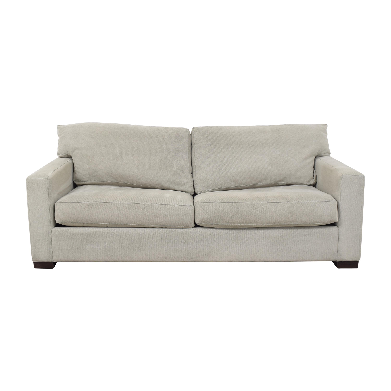 Crate & Barrel Crate & Barrel Axis 2 Seat Queen Sleeper Sofa Sofa Beds