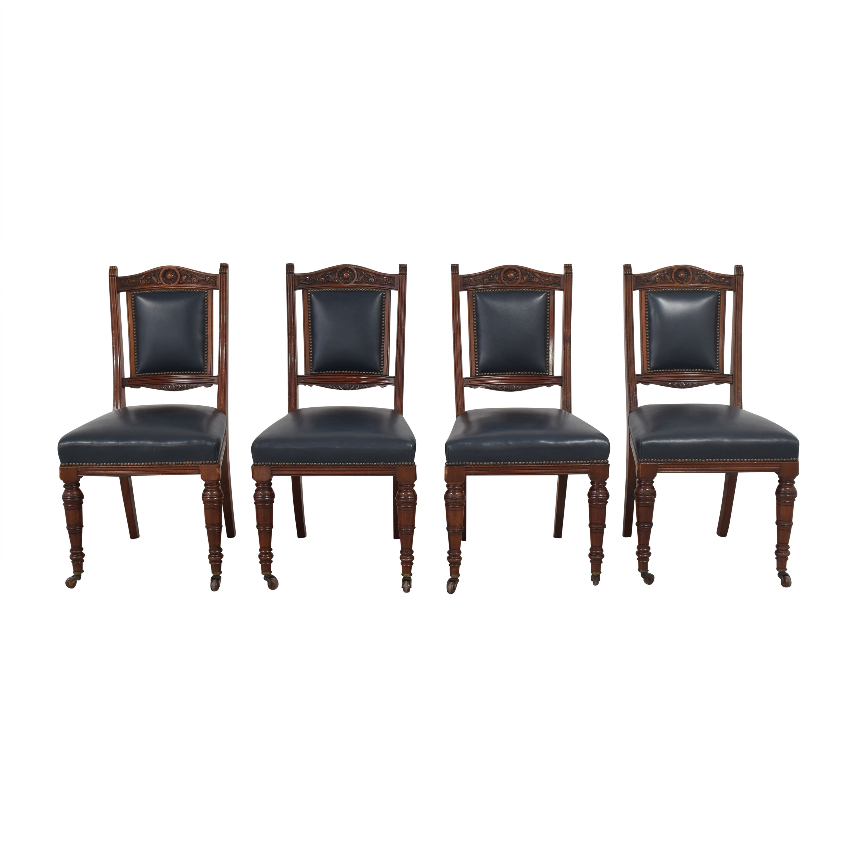 Upholstered Dining Side Chairs nj