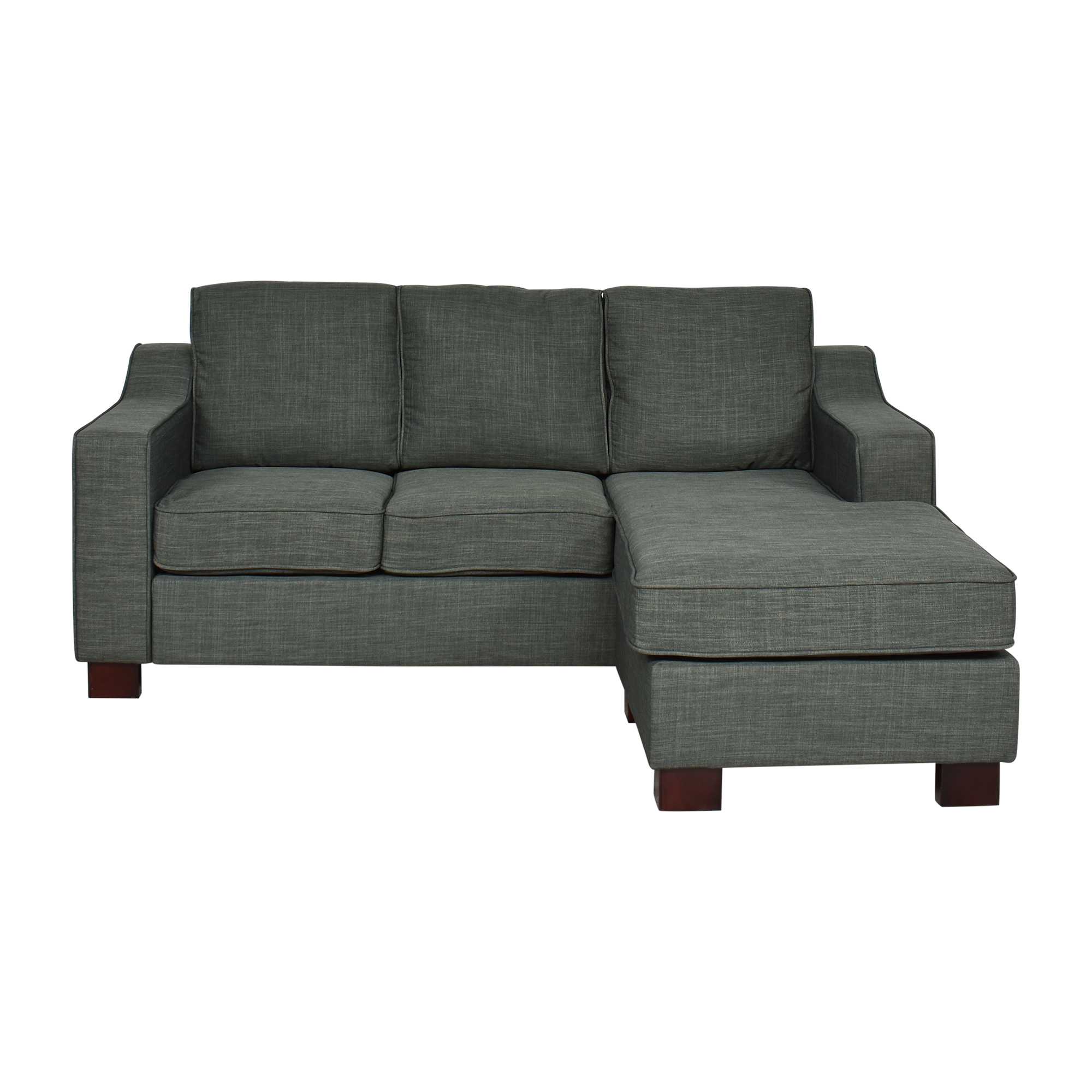 Joss & Main Joss & Main Broussard Sectional with Chaise used