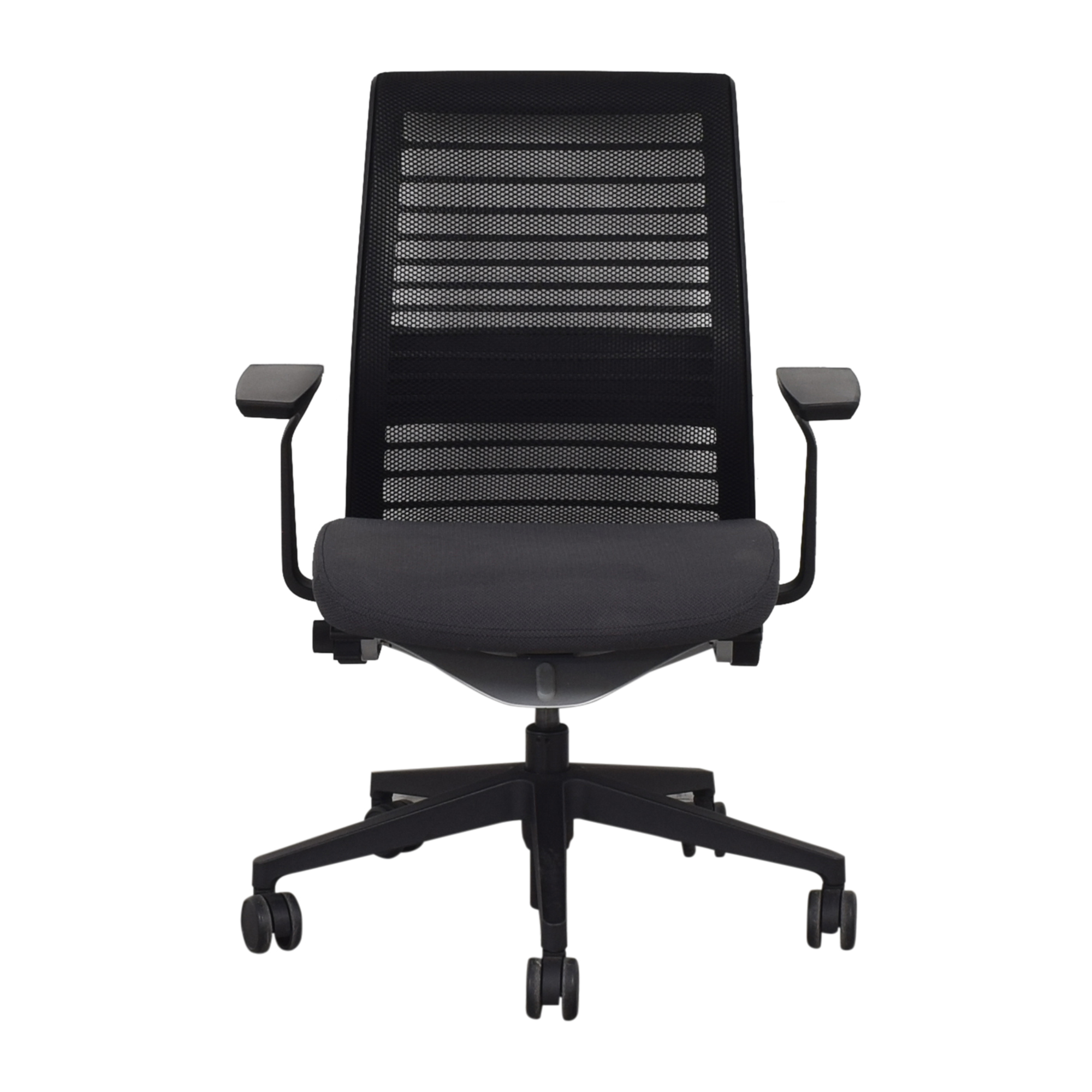 buy Steelcase Think Knit Back Chair Steelcase Chairs