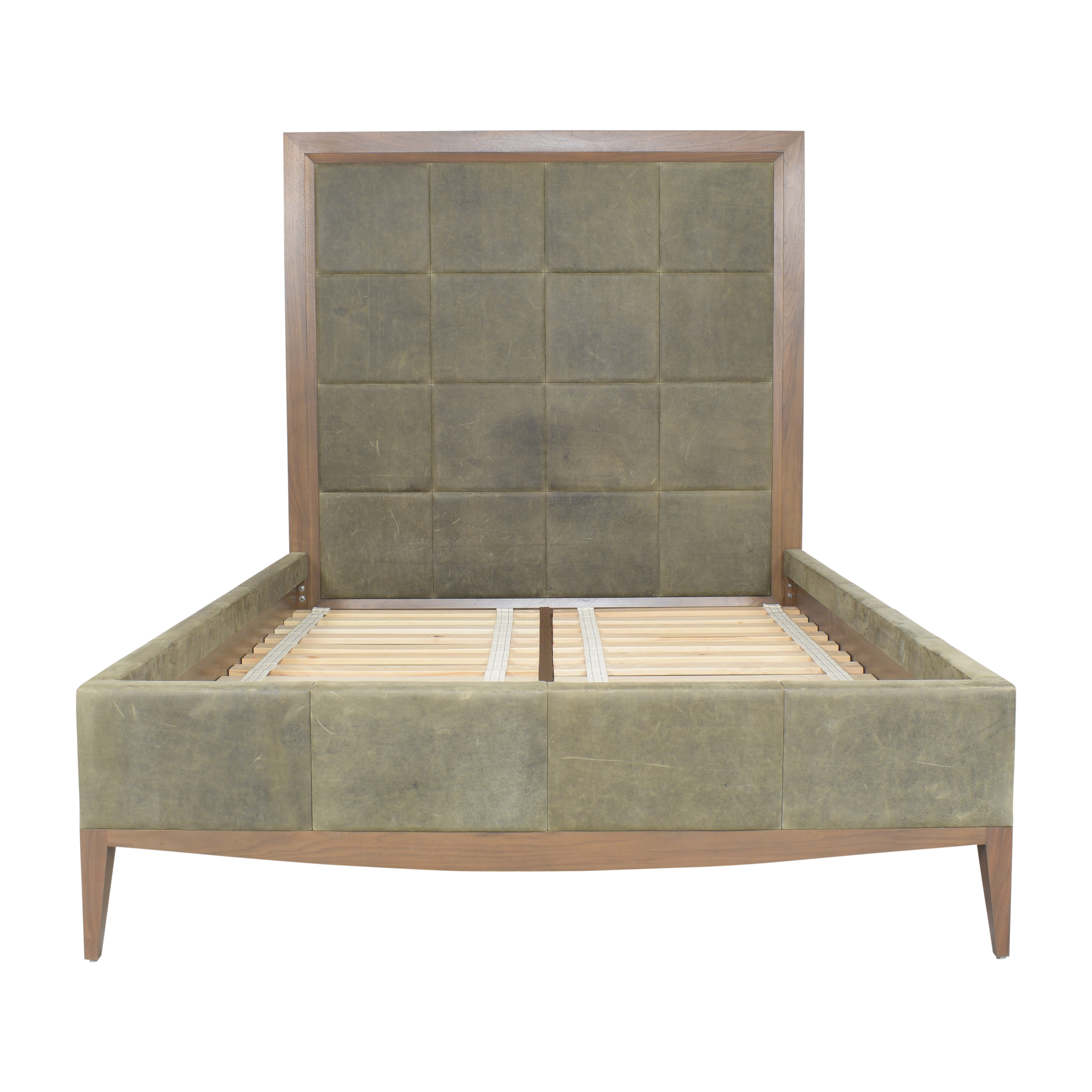 The New Traditionalists Tall Panel Queen Bed / Bed Frames