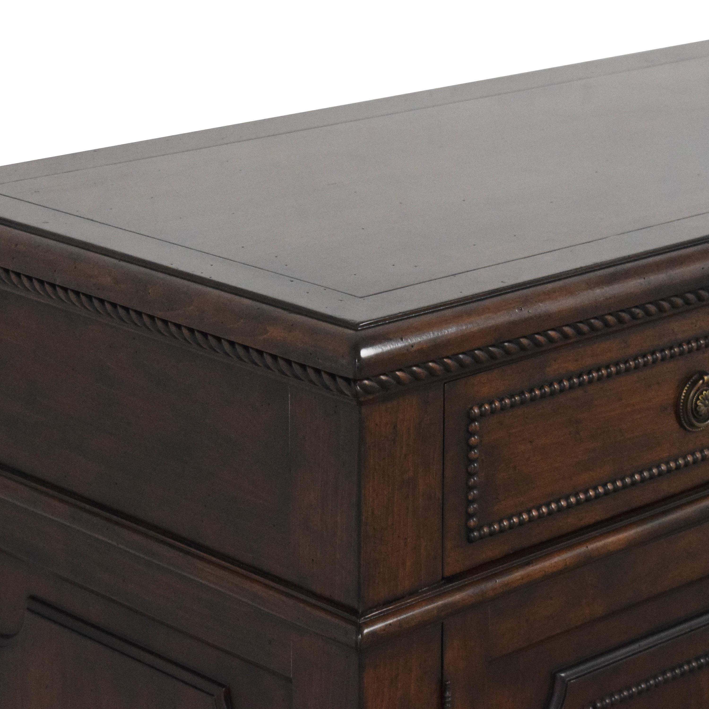 shop Custom Three Door Credenza  Cabinets & Sideboards