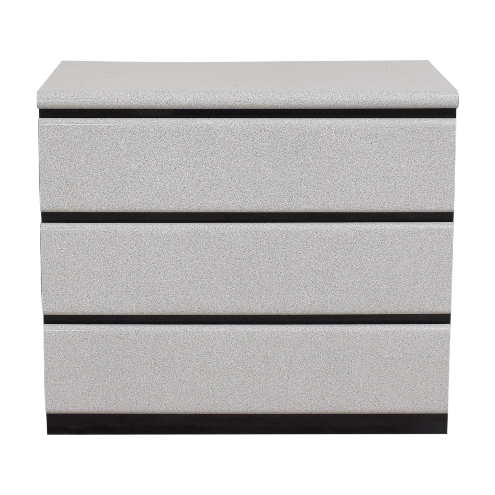 Benson's Custom Furniture Benson's Custom Furniture Three Drawer Dresser dimensions