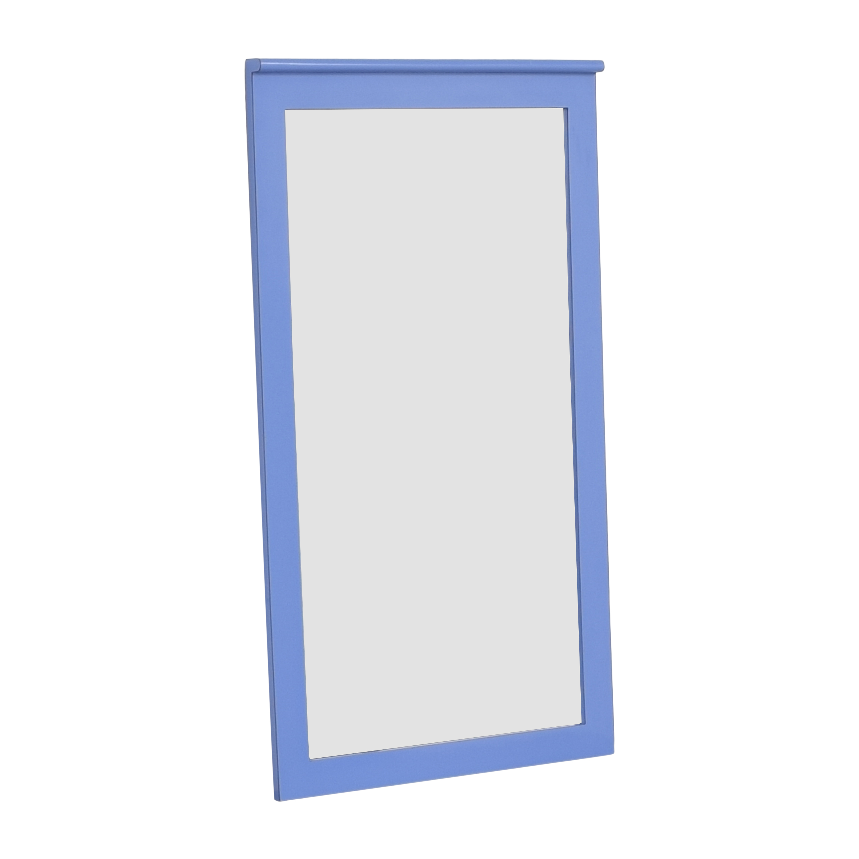 Benson's Custom Furniture Benson's Custom Furniture Wall Mirror blue