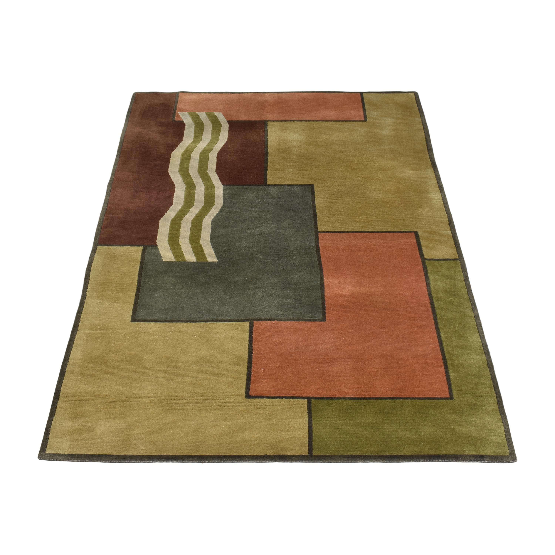 Bloomingdale's Bloomingdale's Geometric Area Rug Rugs