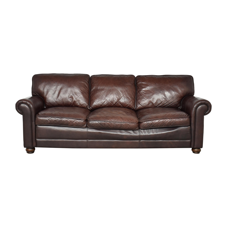 buy Lazzaro Lazzaro Three Cushion Sofa online
