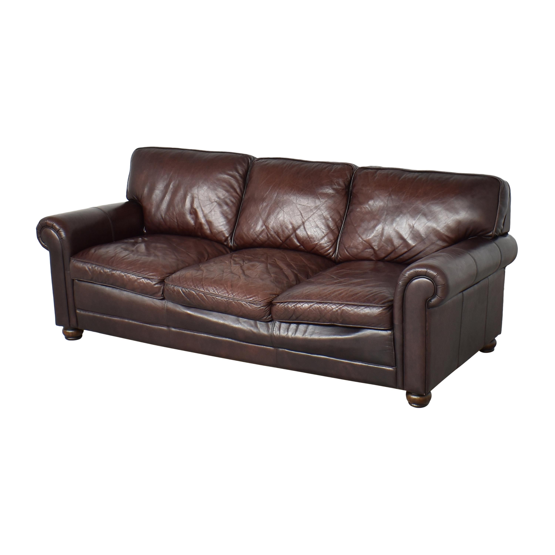 Lazzaro Lazzaro Three Cushion Sofa discount