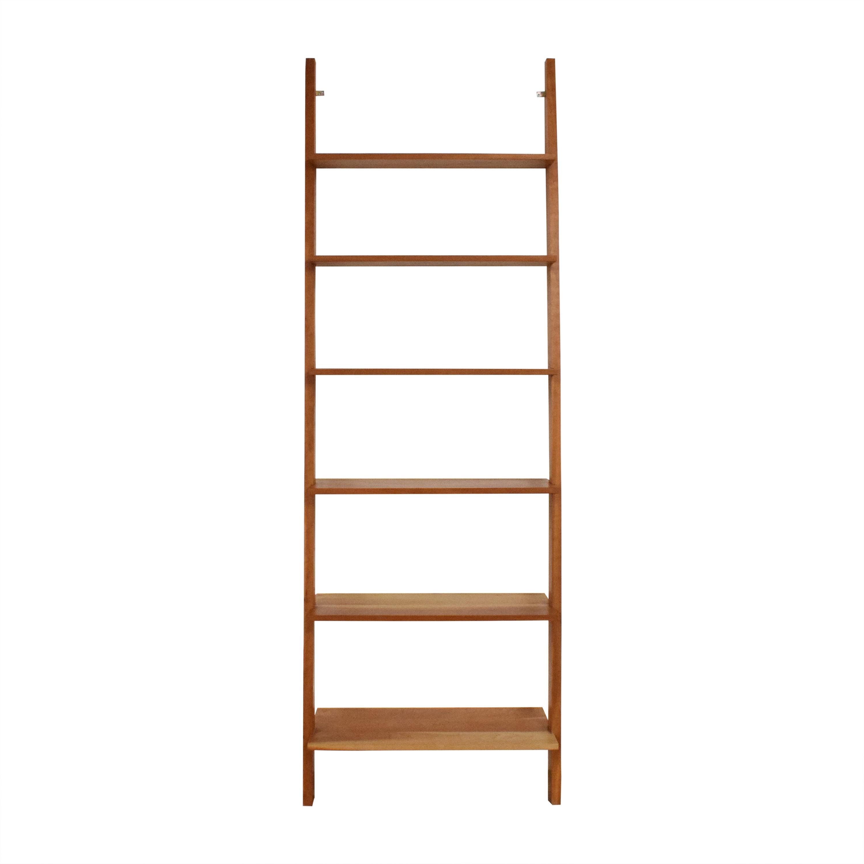 shop Room & Board Gallery Ladder Shelf Room & Board Bookcases & Shelving
