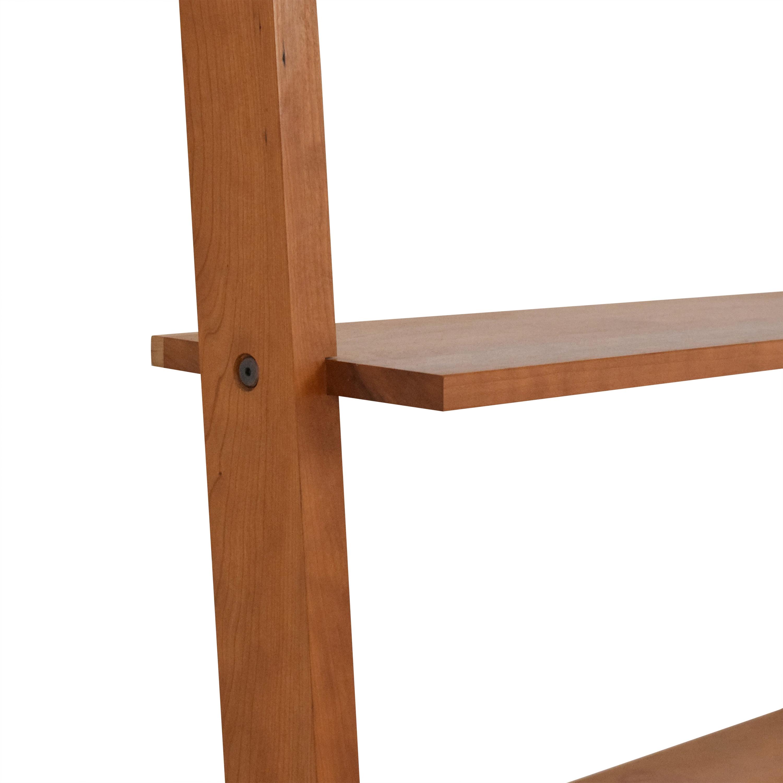 Room & Board Room & Board Gallery Ladder Shelf nyc