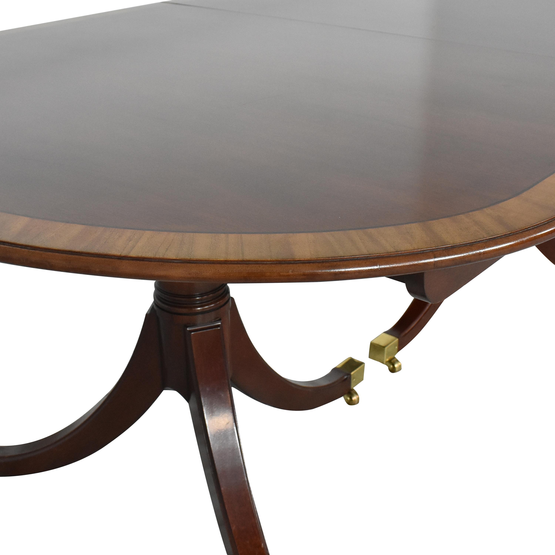 buy Kindel Oval Dining Table Kindel Tables