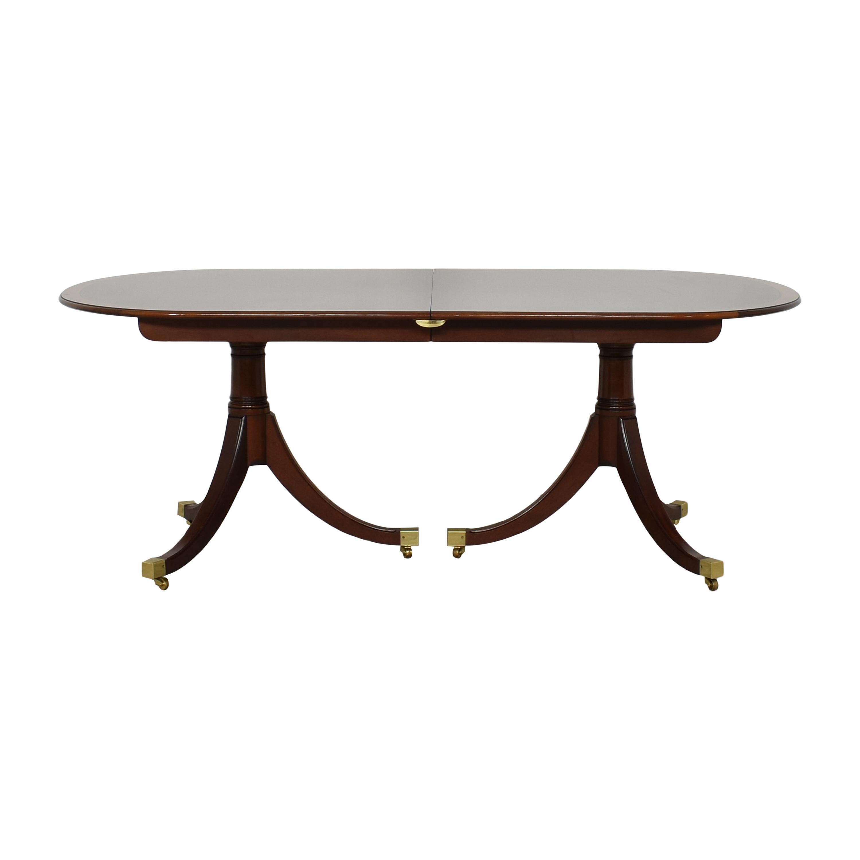 Kindel Kindel Oval Dining Table coupon