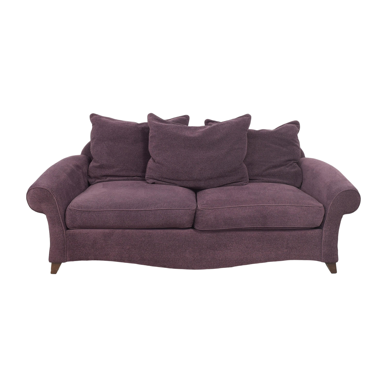 Sherrill Furniture Two Cushion Sofa / Sofas