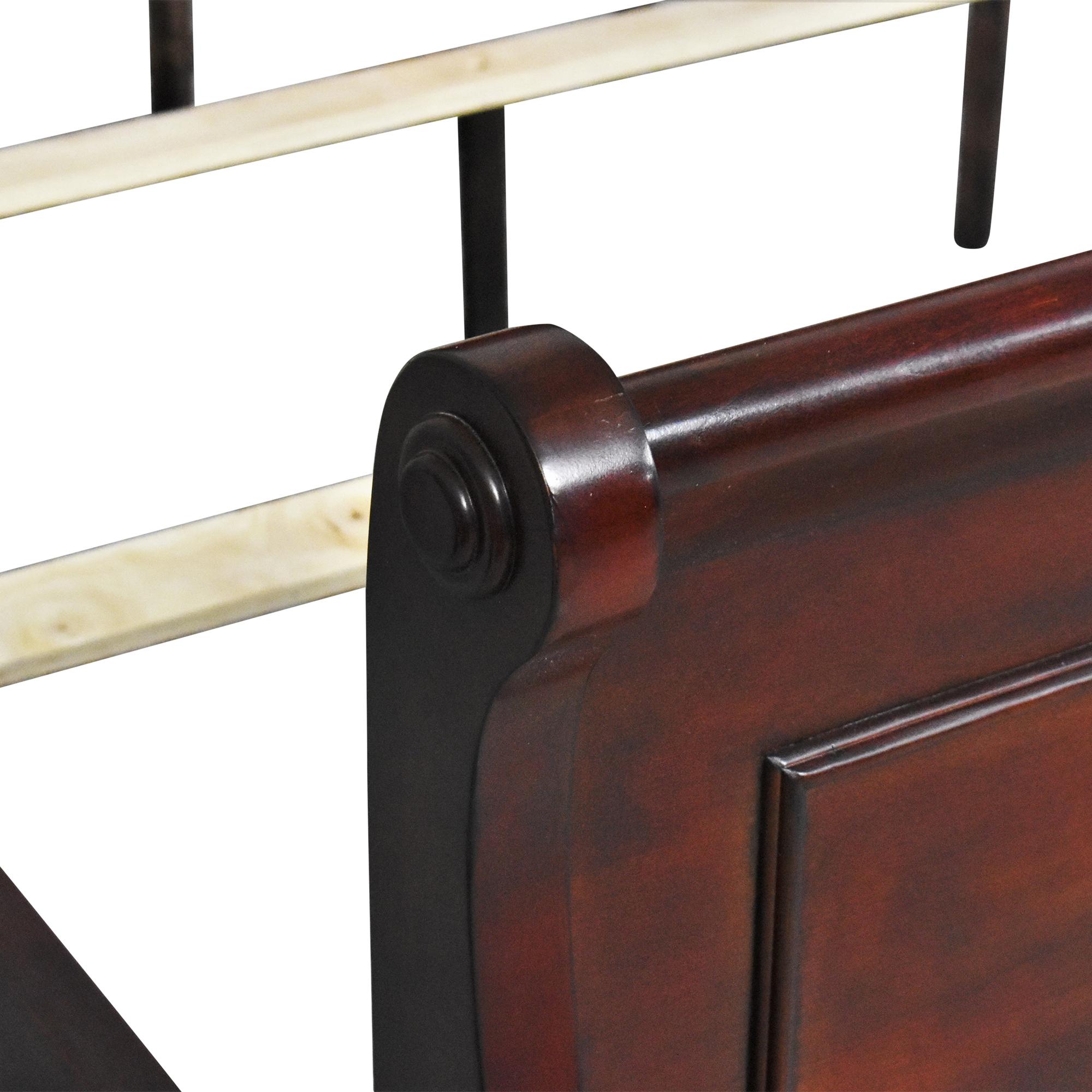buy New Classic Furniture New Classic Furniture Versaille King Sleigh Bed online