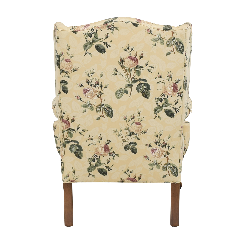 Ethan Allen Ethan Allen Wingback Arm Chair multi